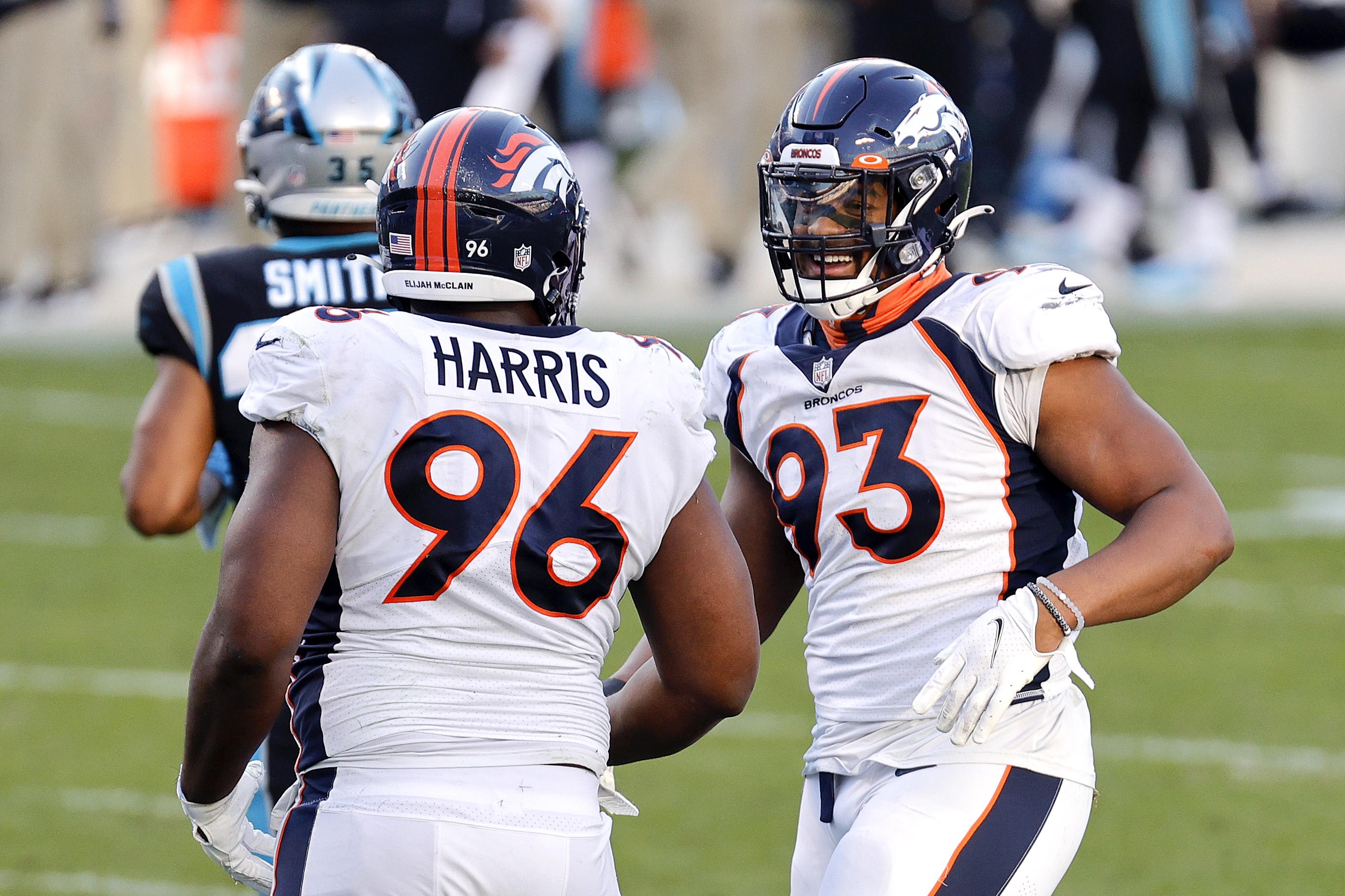 Denver Broncos v Carolina Panthers