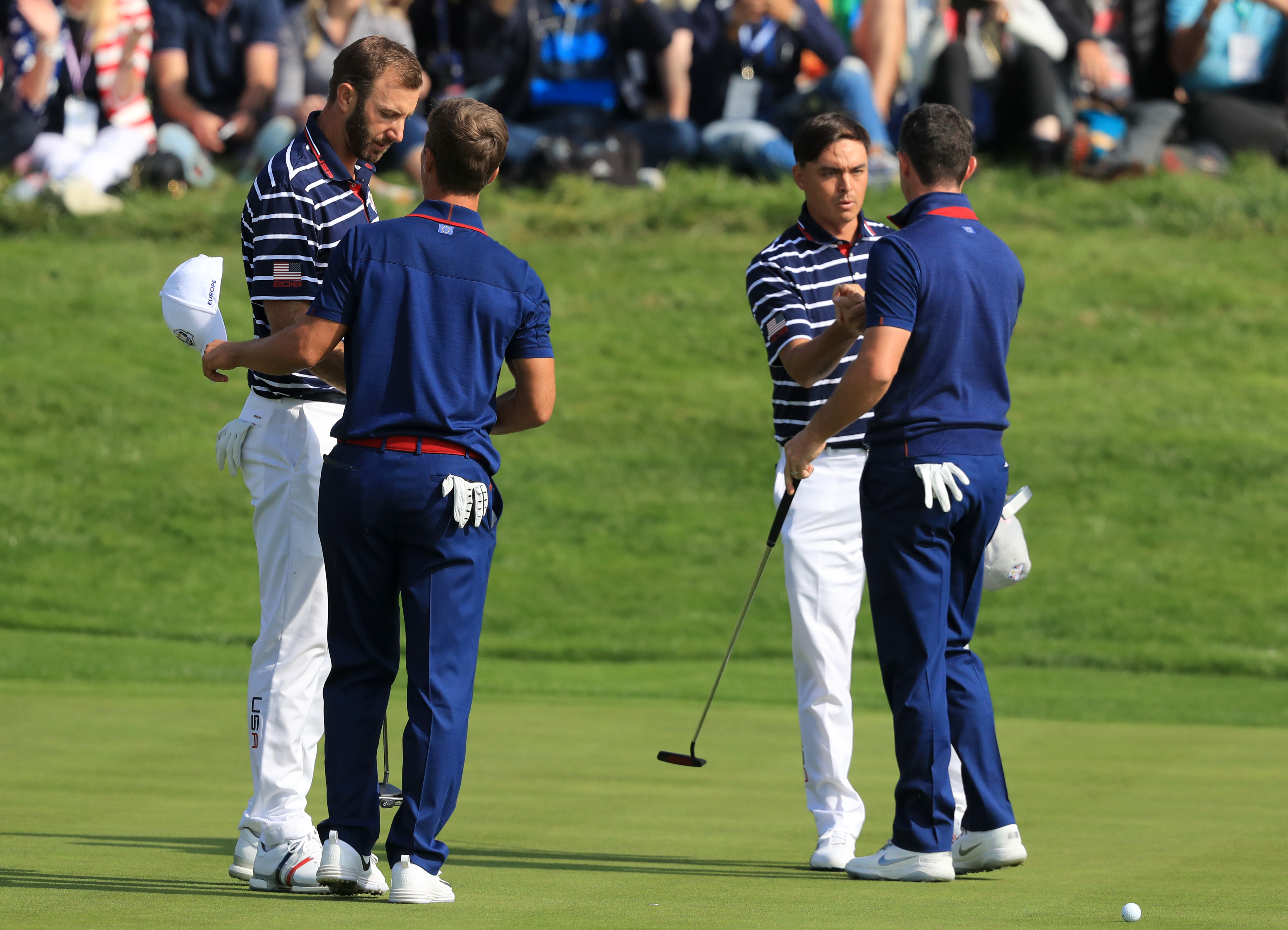 42nd Ryder Cup - Day One - Le Golf National