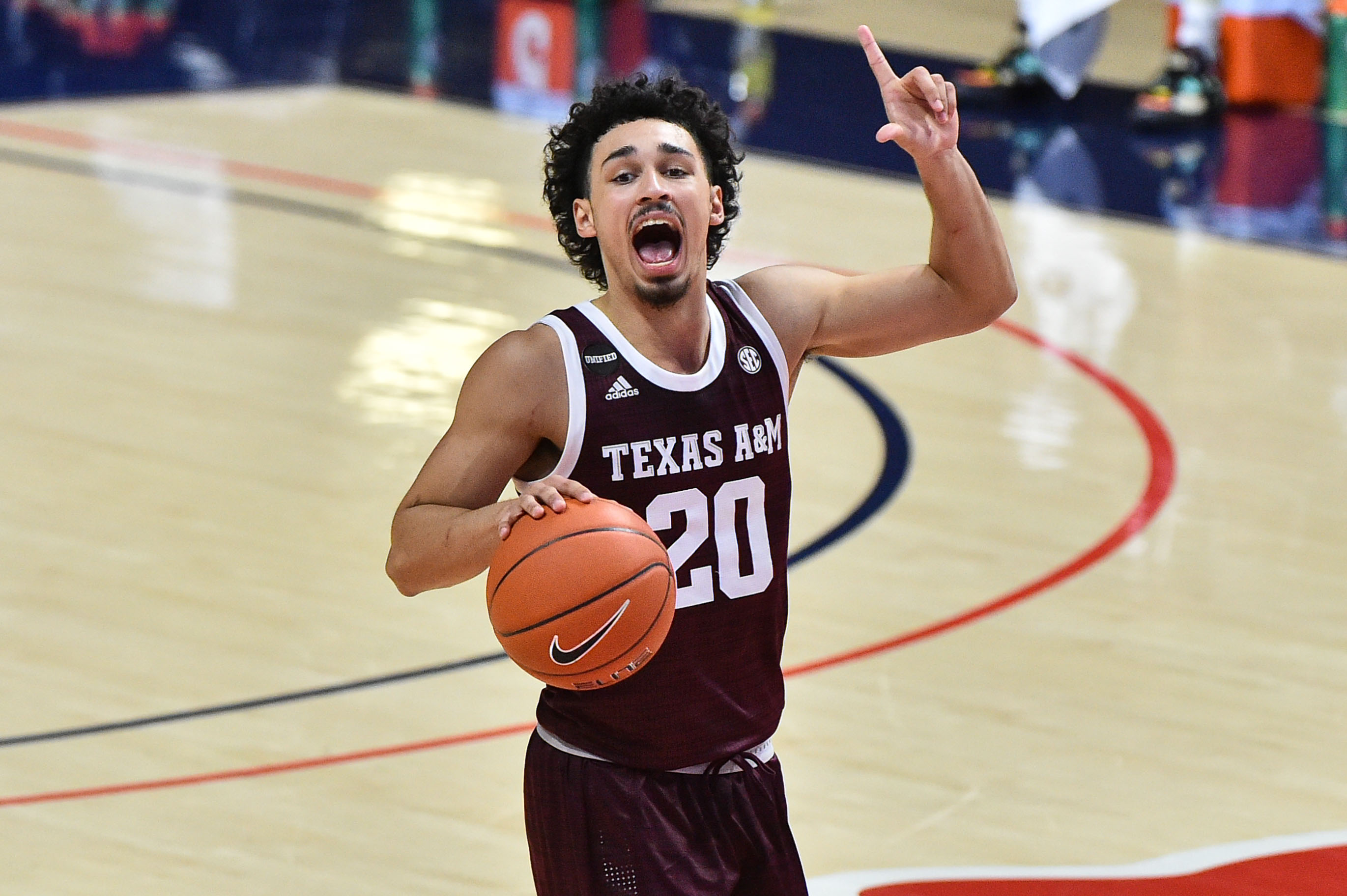 NCAA Basketball: Texas A&M at Mississippi