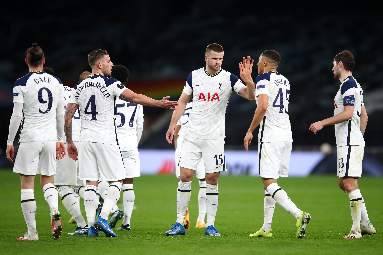 Tottenham Hotspur v Wolfsberger AC - UEFA Europa League Round Of 32 Leg Two