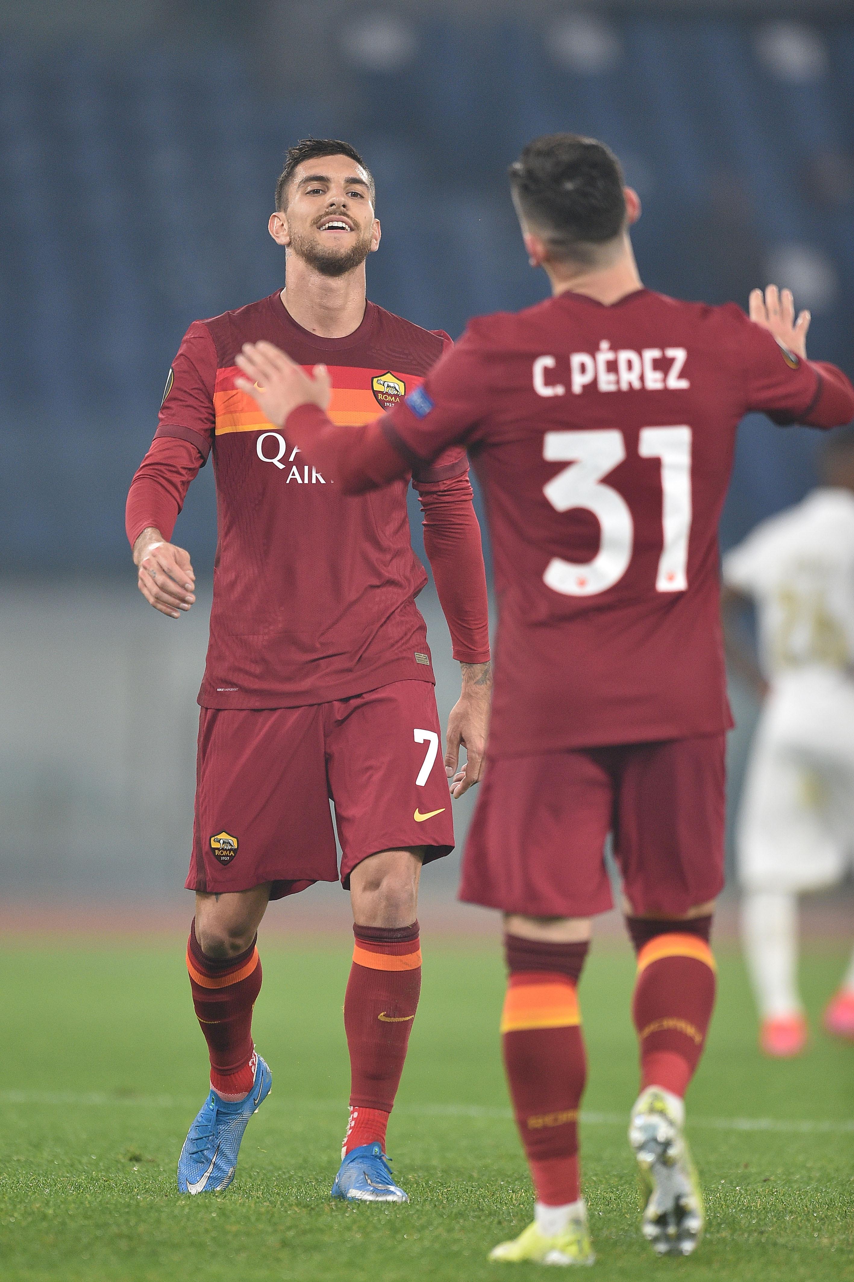 AS Roma v SC Braga - UEFA Europa League