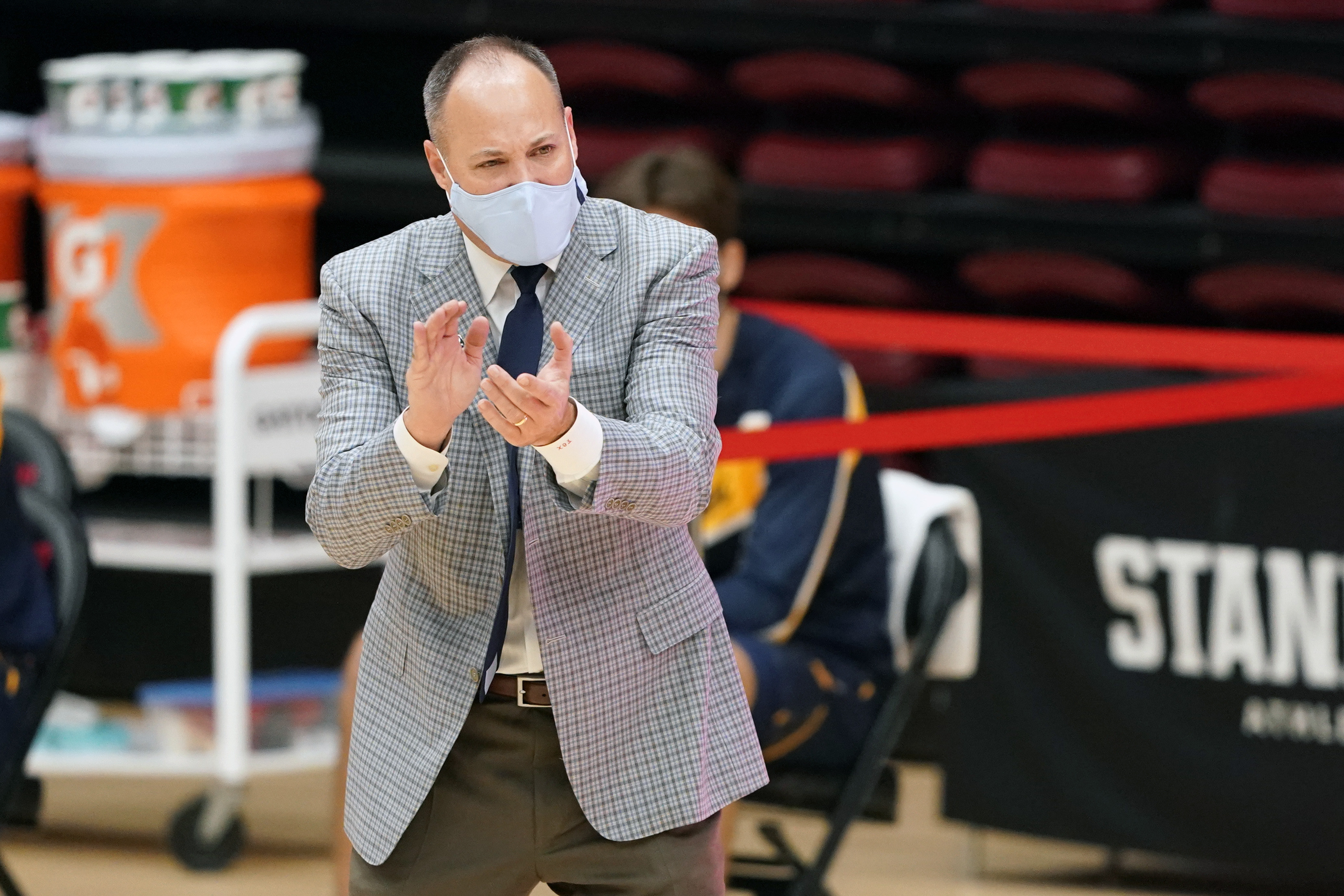 NCAA Basketball: California at Stanford