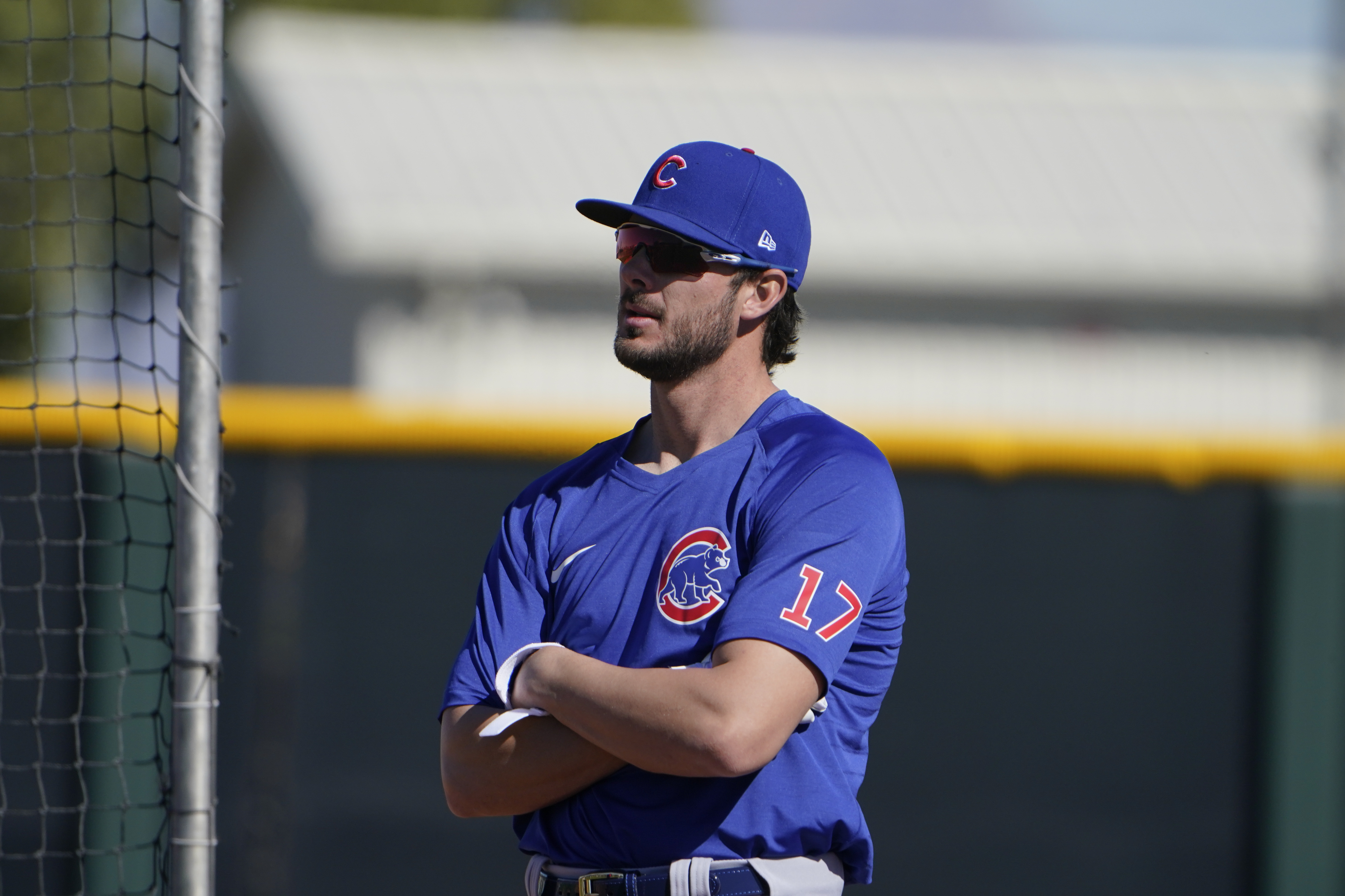 The Cubs' Kris Bryant has learned to brush off trade rumors over the years.