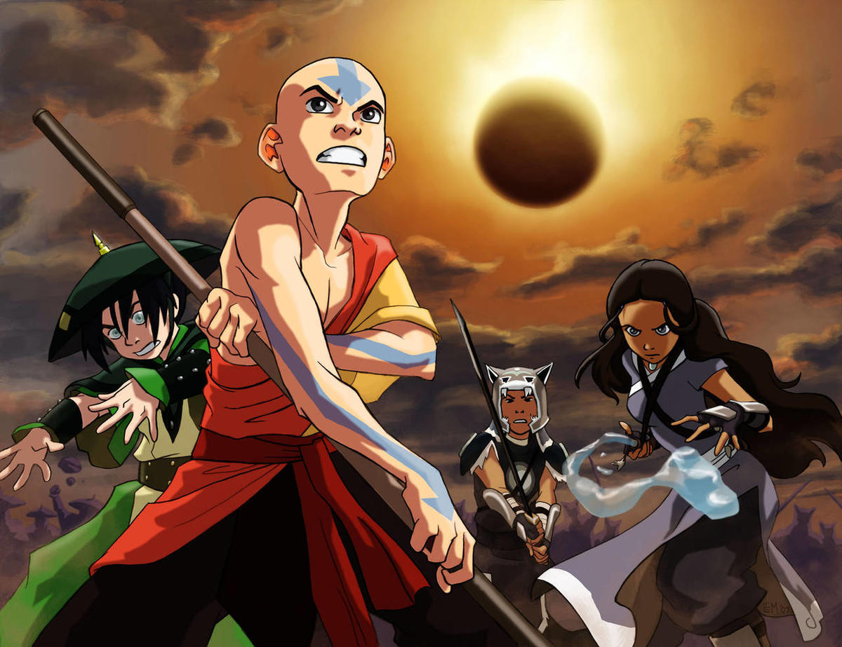 Nickelodeon's hit series Avatar: The Last Airbender invades television screens with a new movie.