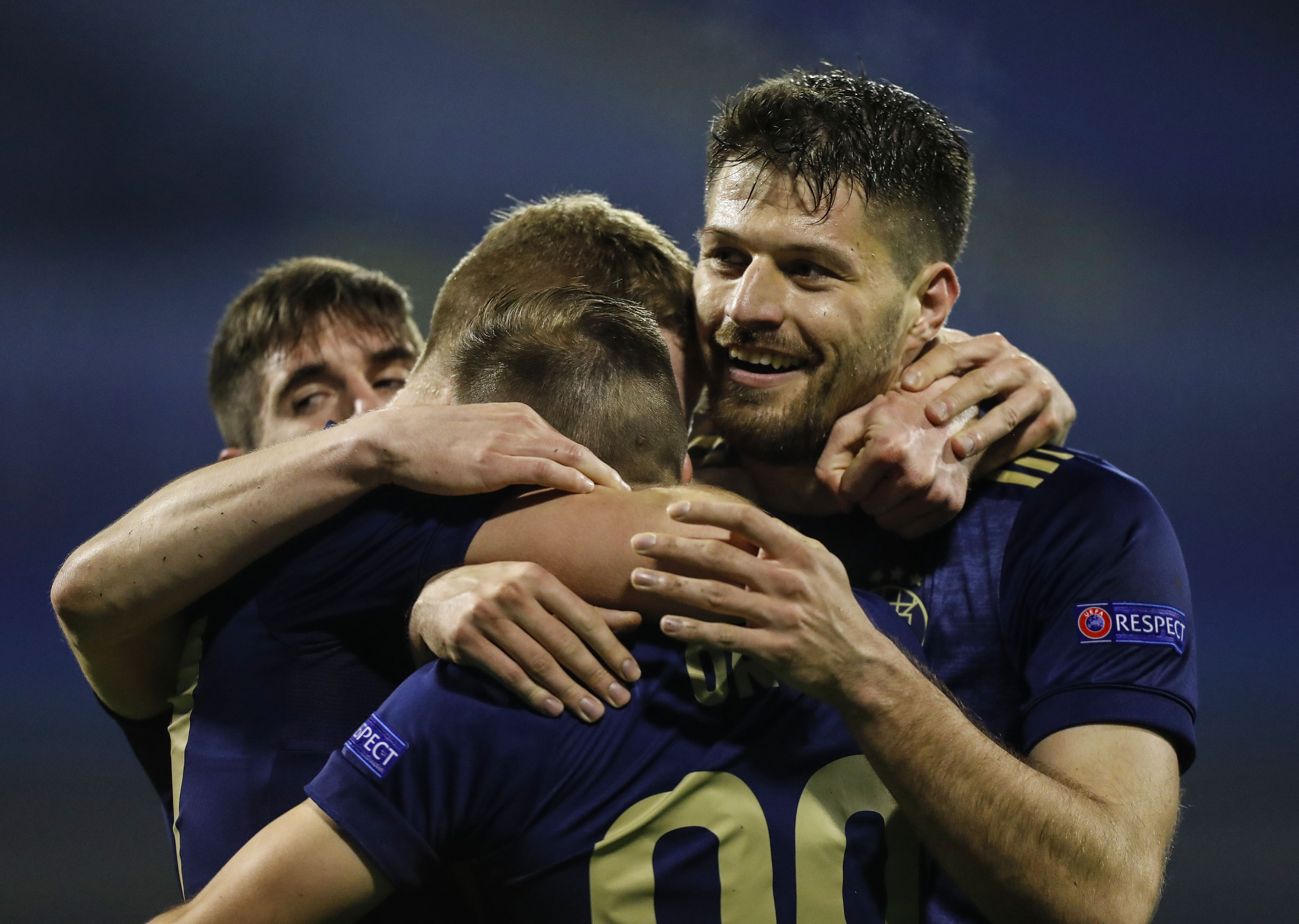 Dinamo Zagreb v FK Krasnodar - UEFA Europa League Round Of 32 Leg Two