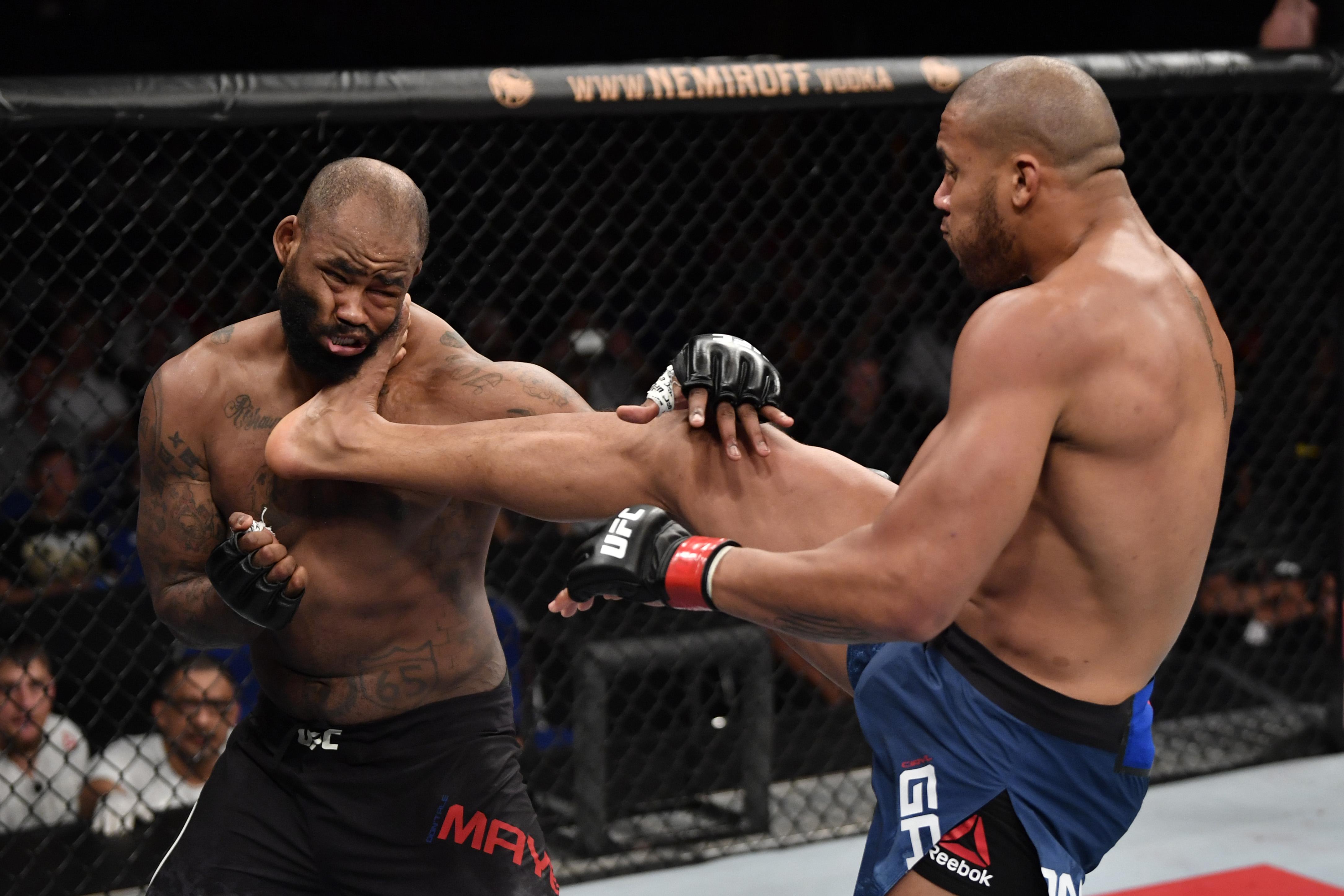 UFC Fight Night: Gane v Mayes