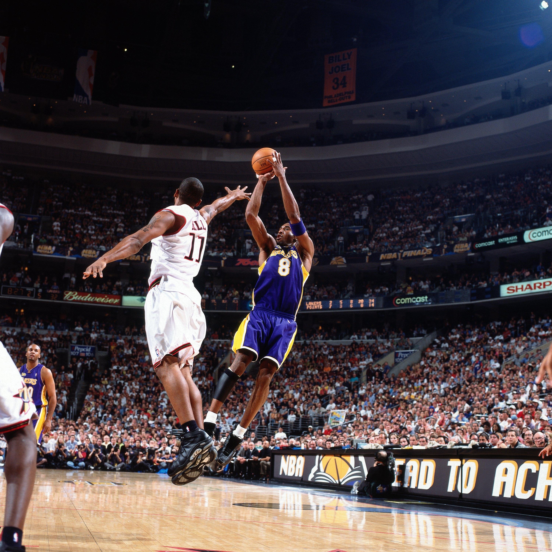 2001 NBA Finals - Game 3: Los Angeles Lakers vs. Philadelphia 76ers