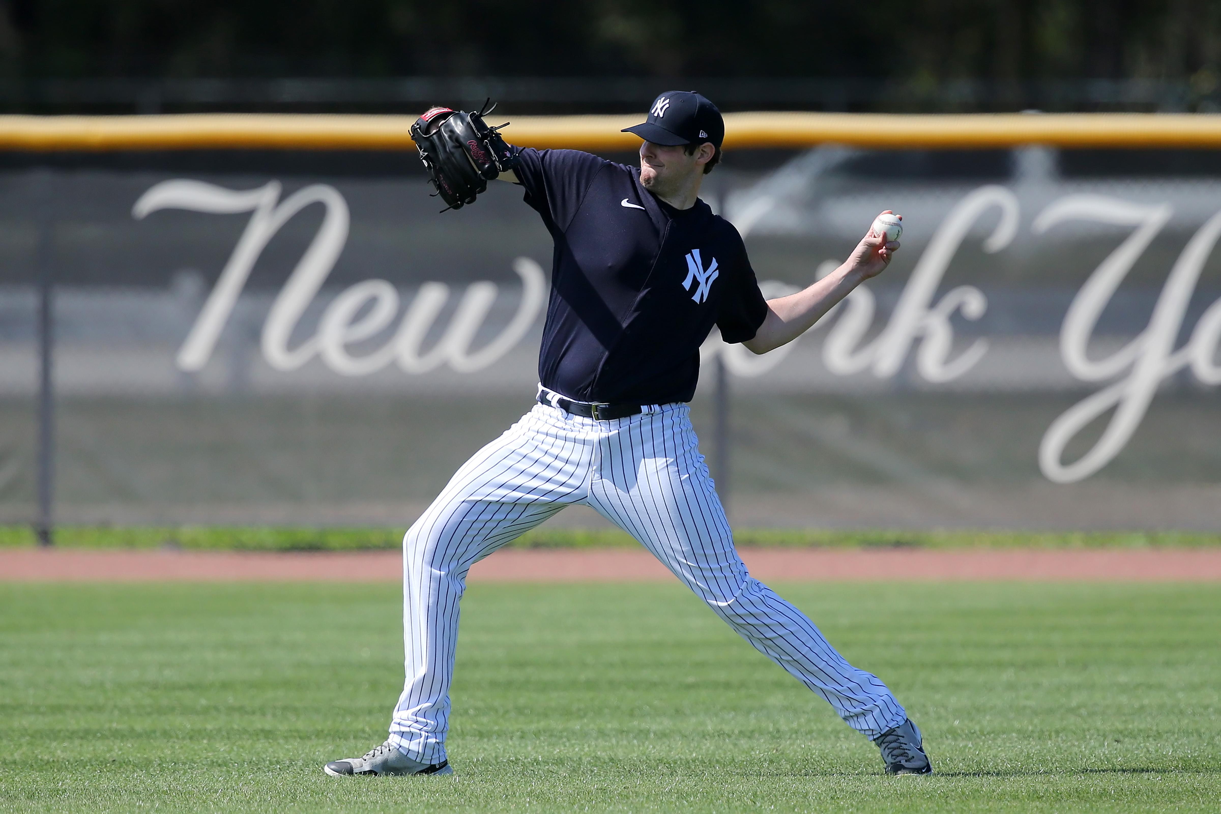 MLB: FEB 22 Spring Training - Yankees Workout