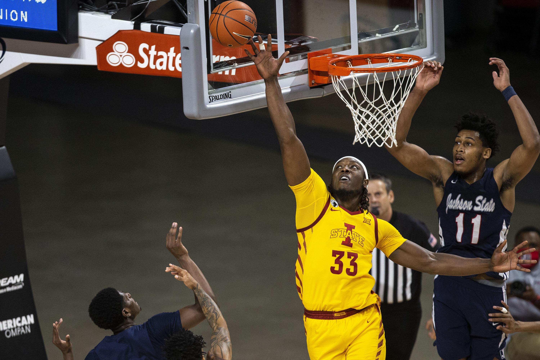 NCAA Basketball: Jackson State at Iowa State
