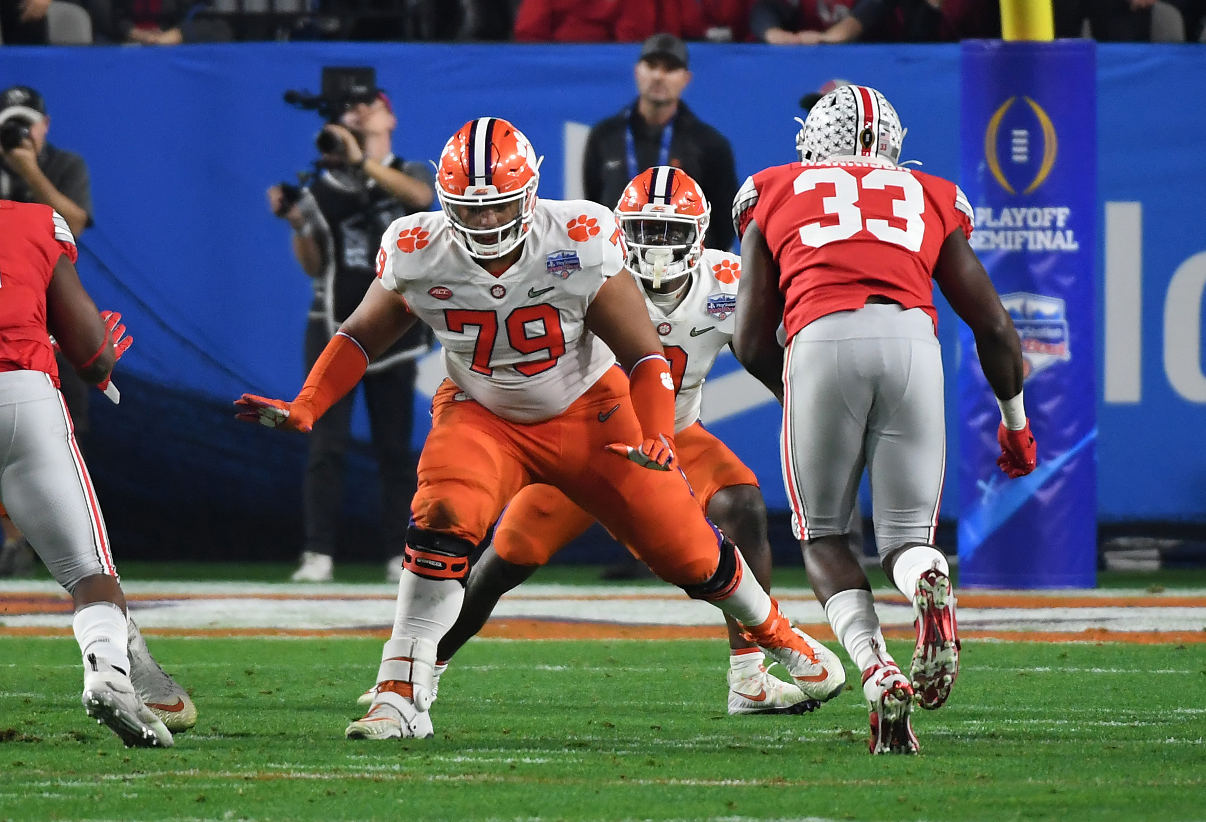 College Football Playoff Semifinal at the PlayStation Fiesta Bowl - Clemson v Ohio State