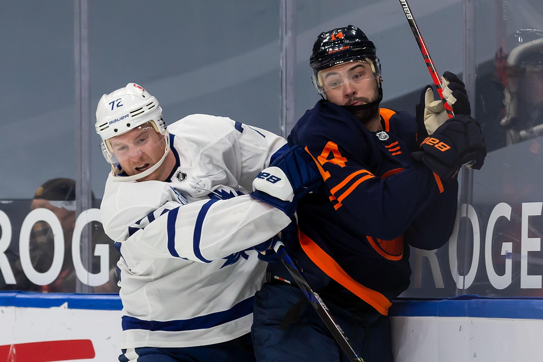 Toronto Maple Leafs v Edmonton Oilers