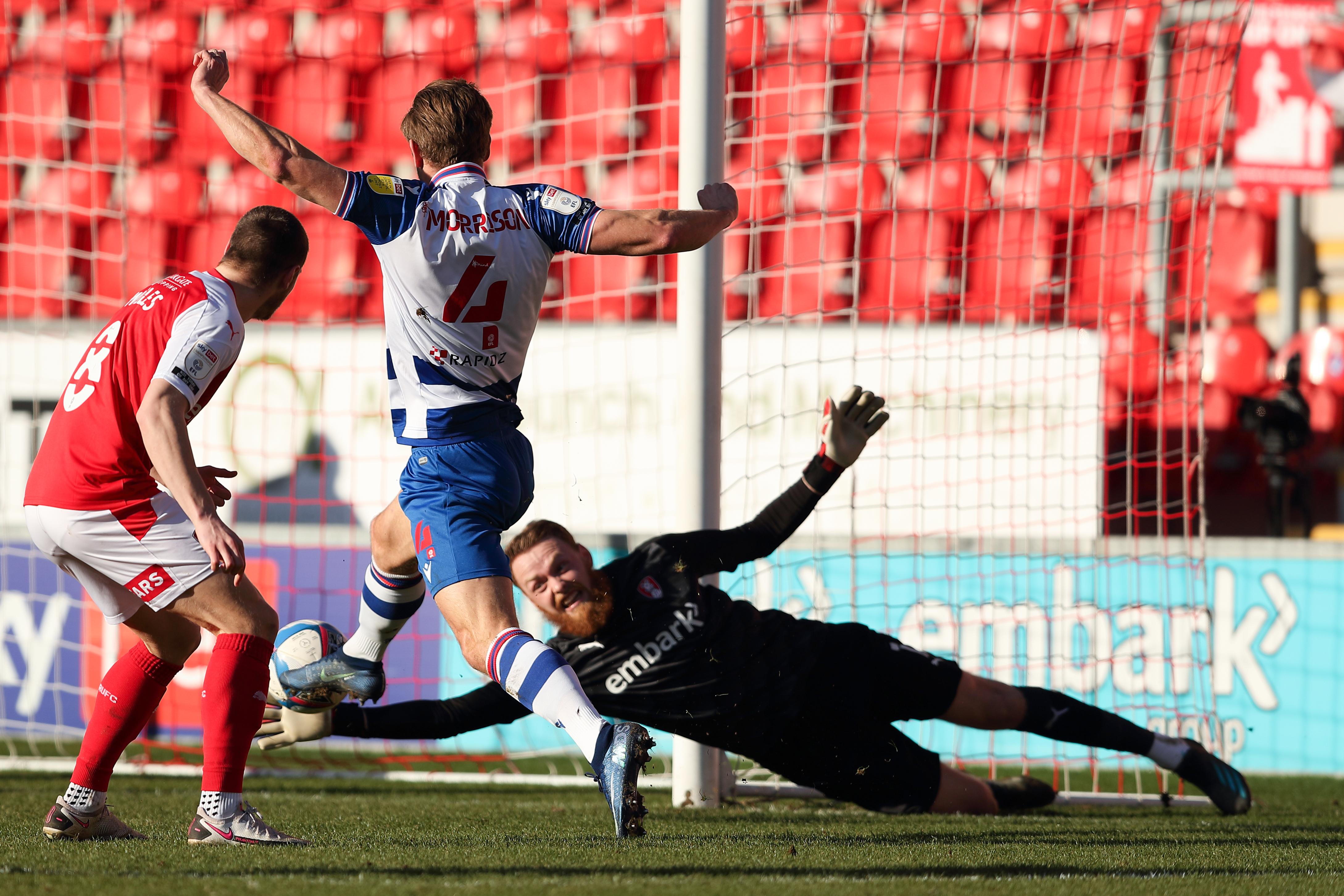 Rotherham United v Reading - Sky Bet Championship