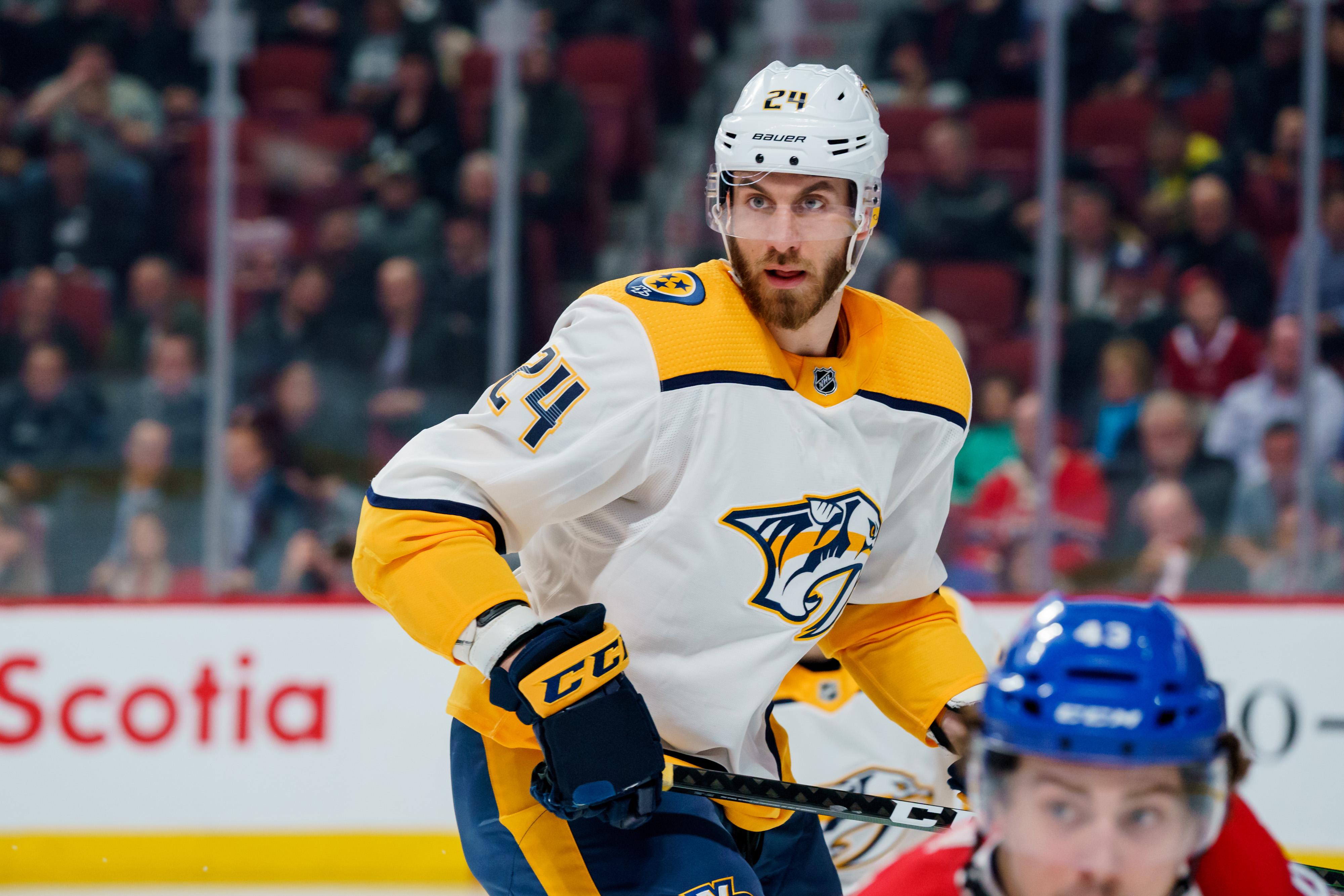 NHL: MAR 10 Predators at Canadiens