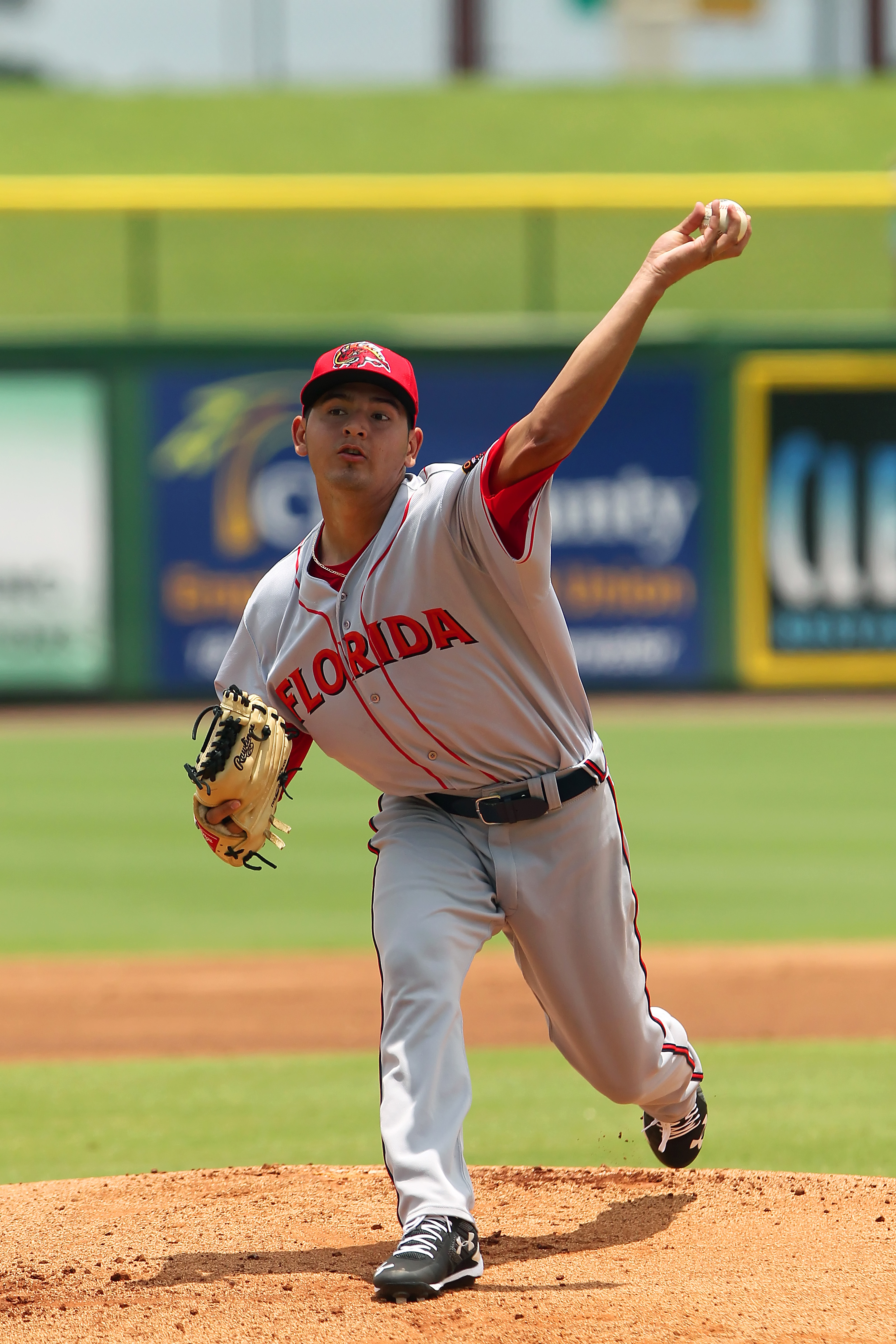 MiLB: JUN 03 Florida State League - Fire Frogs at Threshers