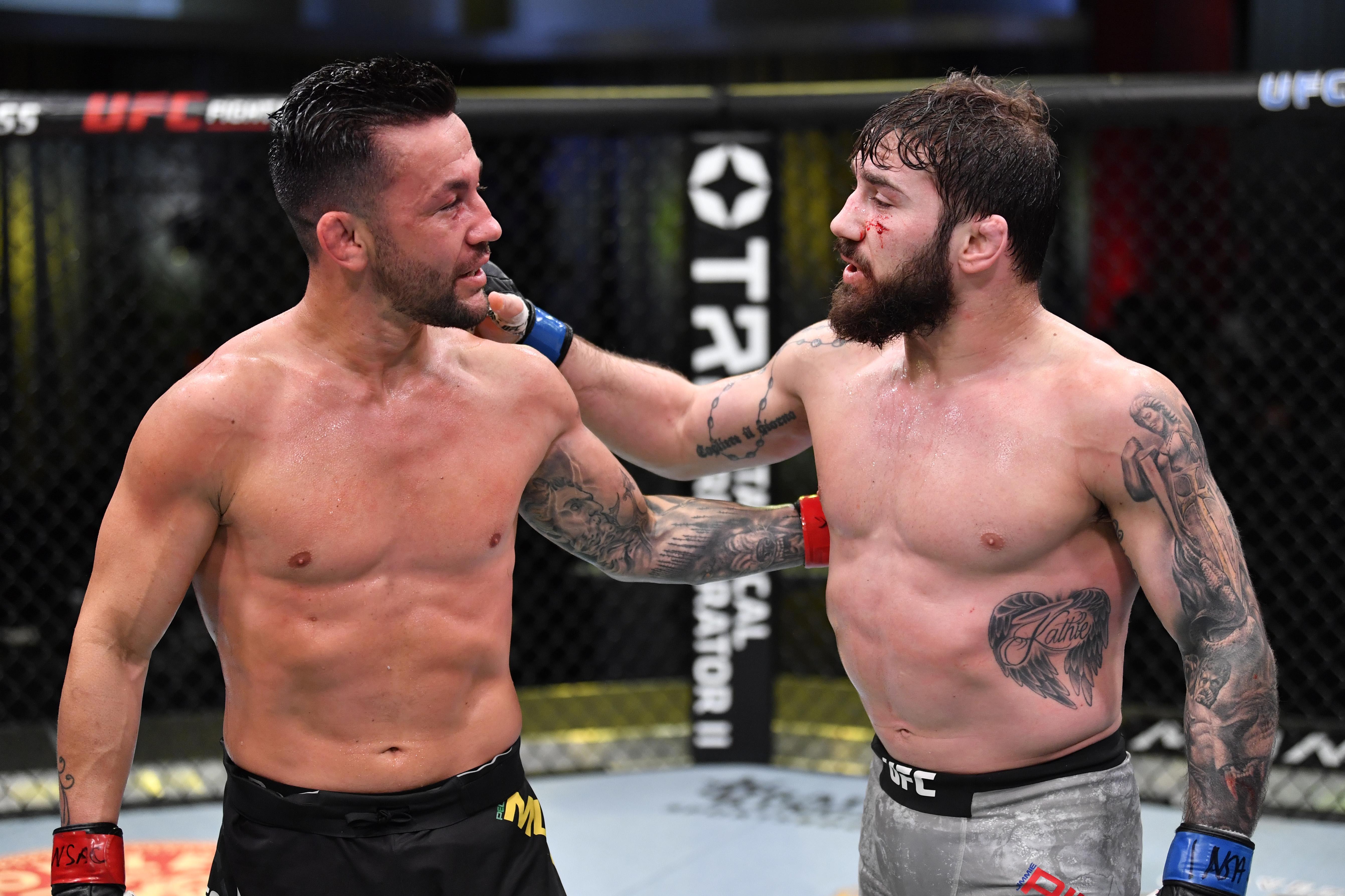UFC Fight Night: Munhoz v Rivera