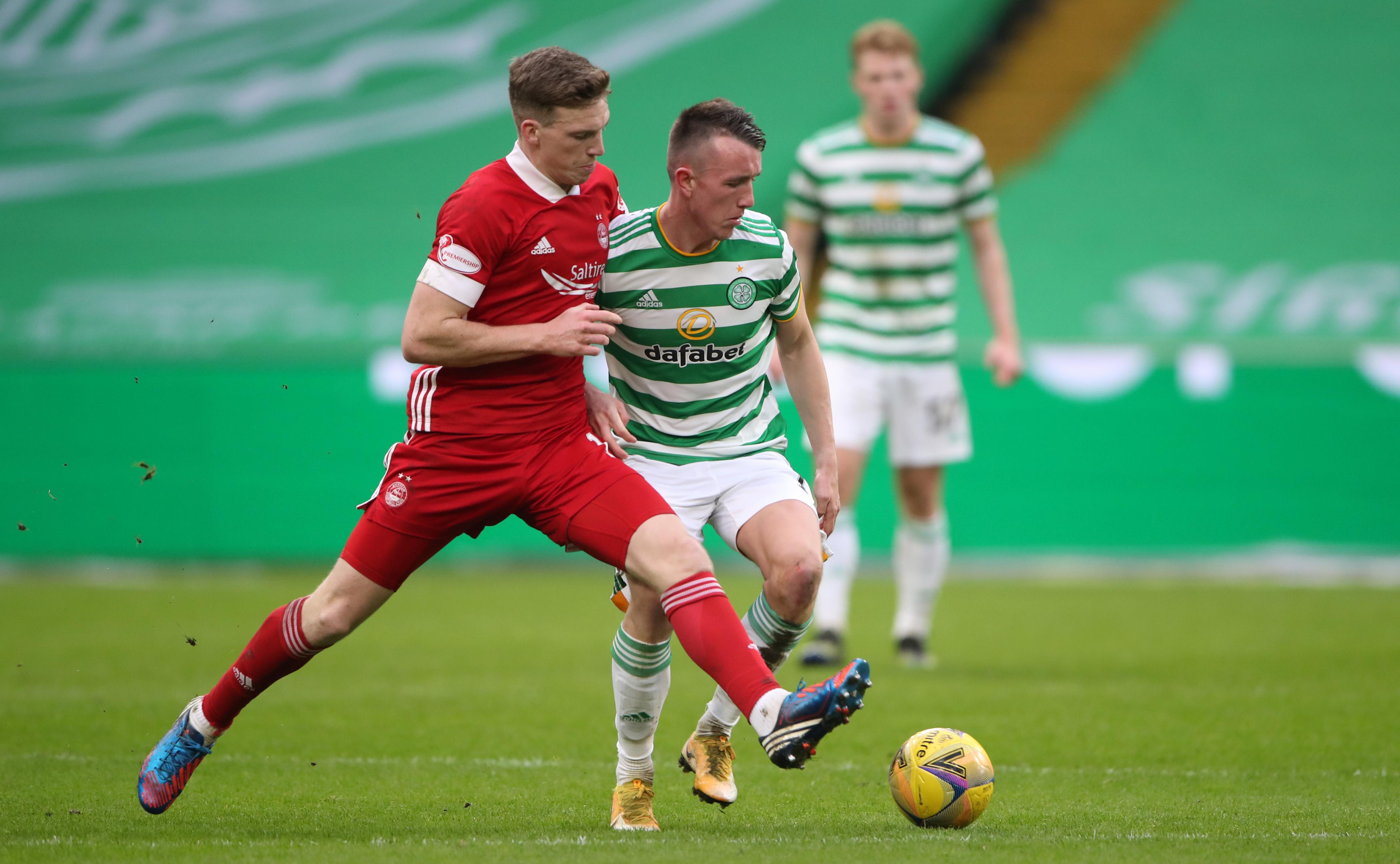 Celtic v Aberdeen - Ladbrokes Scottish Premiership