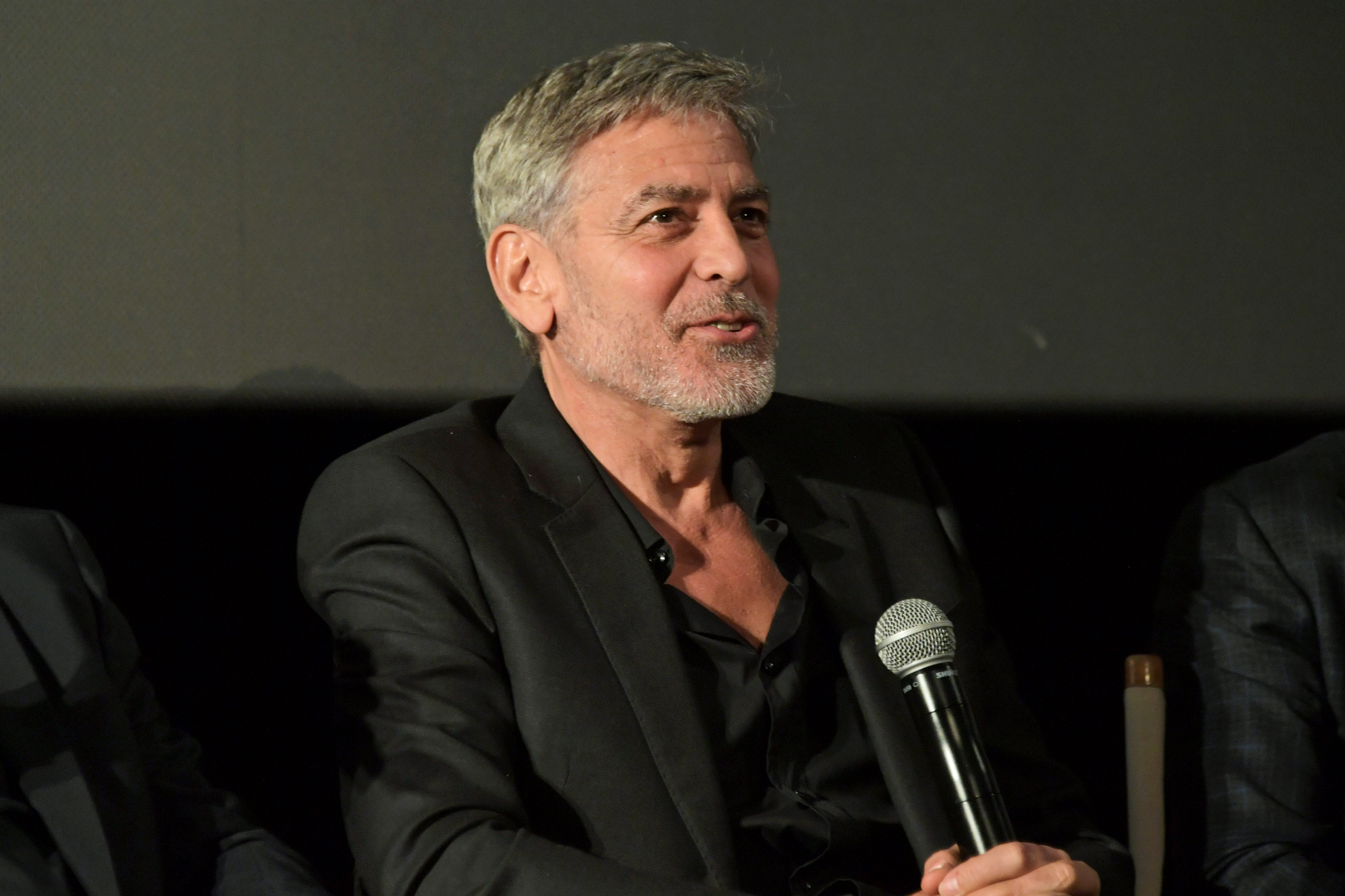 George Clooney producing docuseries on Ohio State University sex abuse scandal