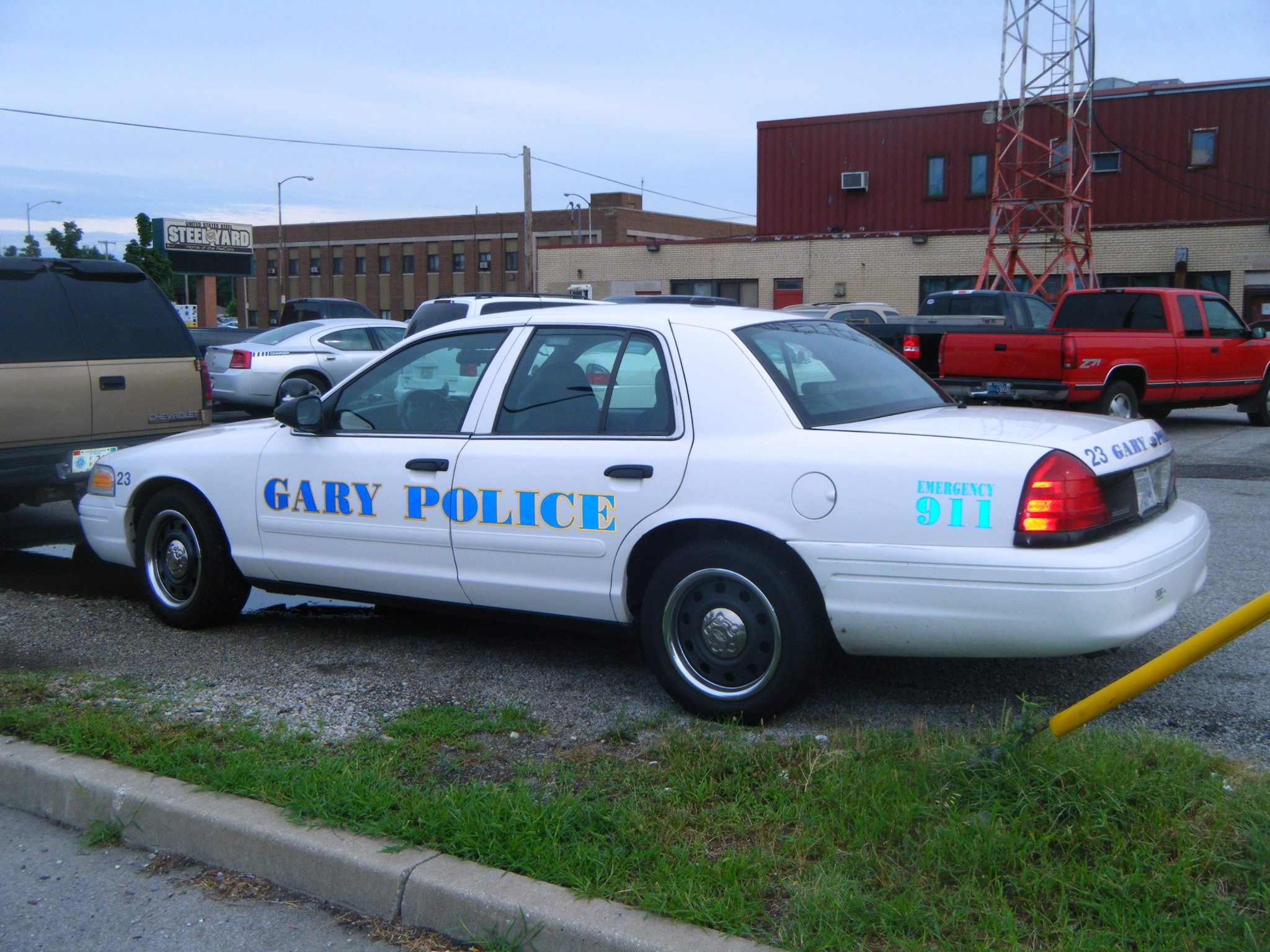 A man and a woman were found dead Feb. 27, 2021 in a vehicle in Gary.
