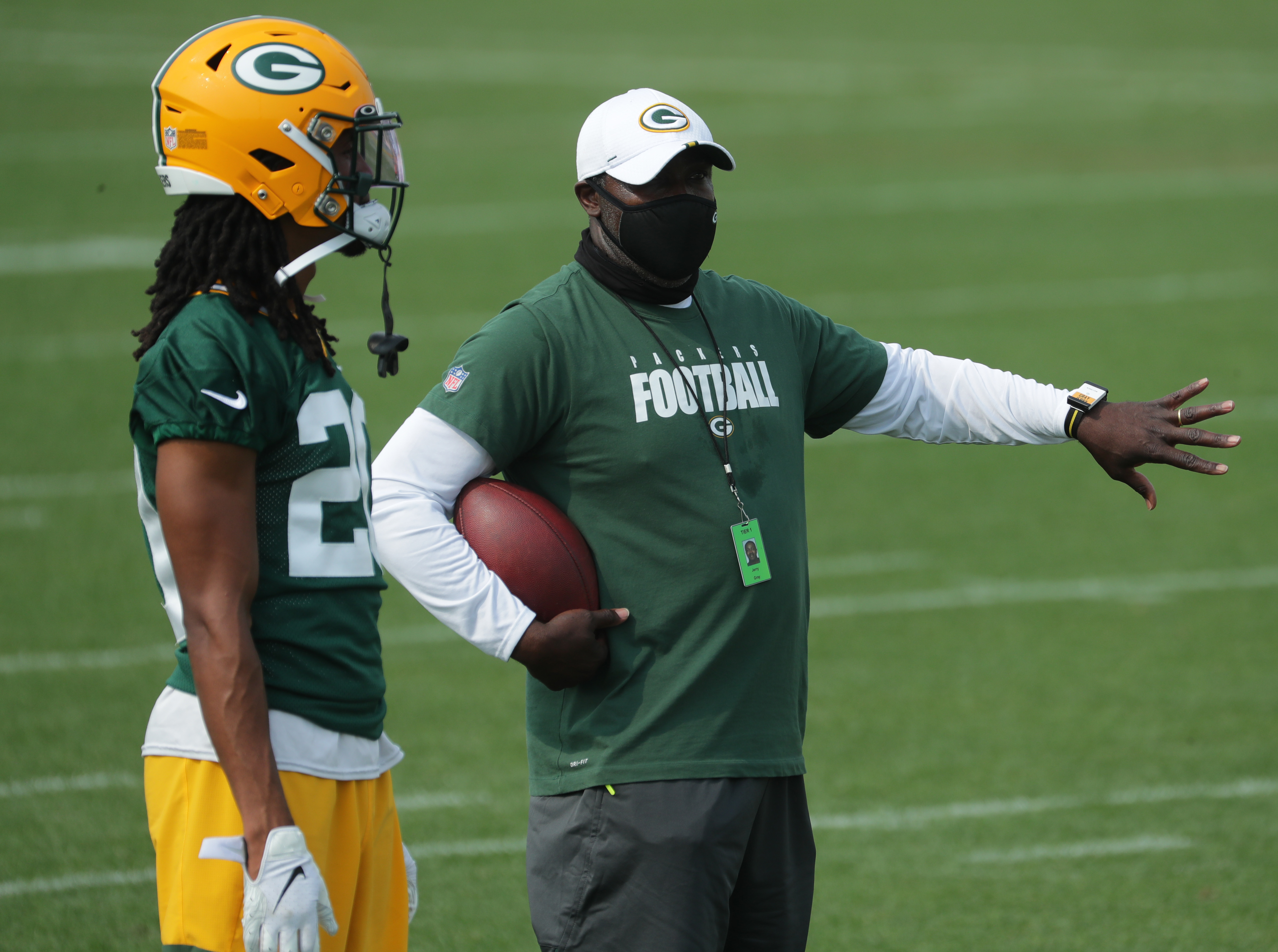 NFL: Green Bay Packers Training Camp