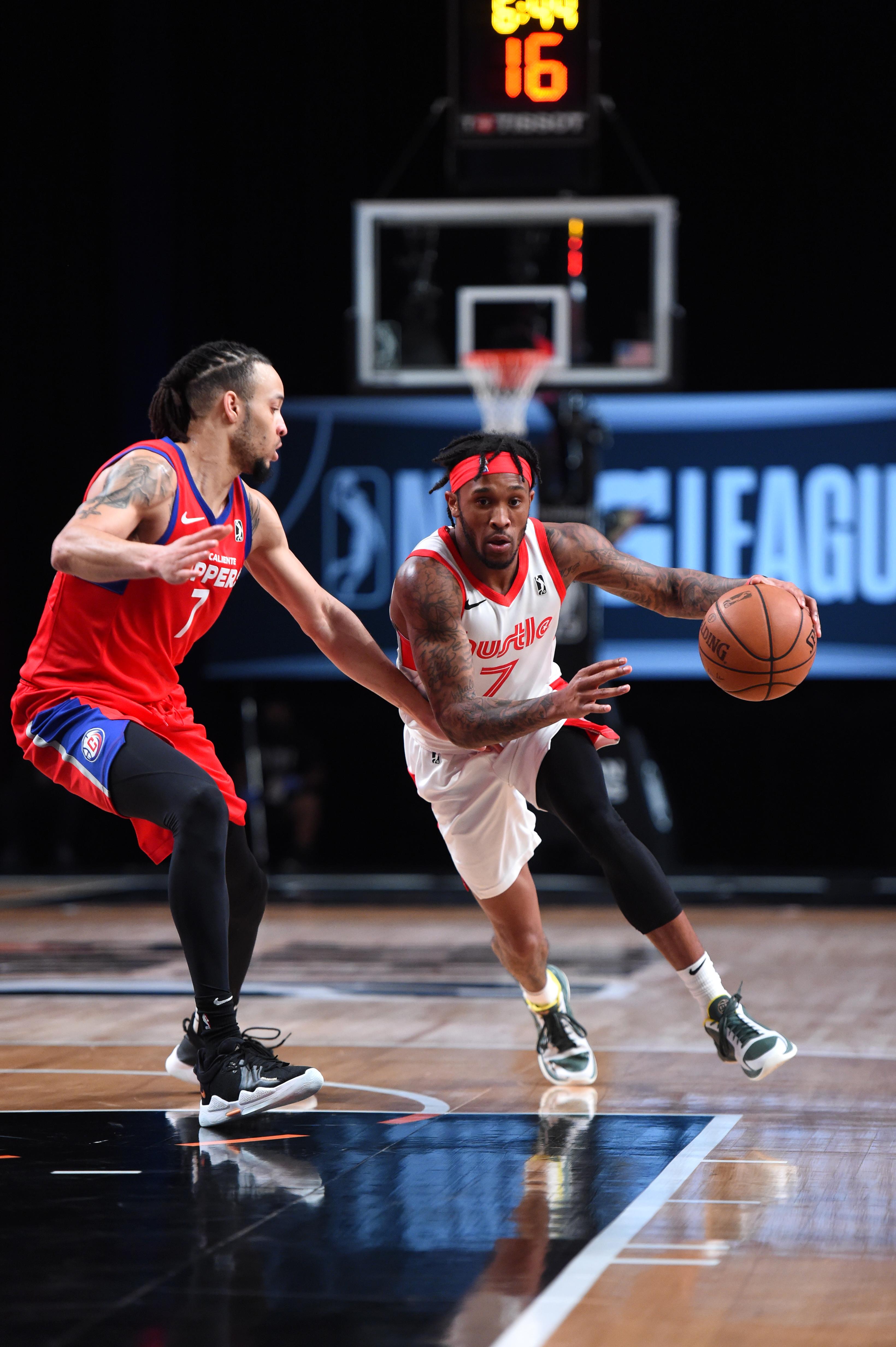 Memphis Hustle v Agua Caliente Clippers