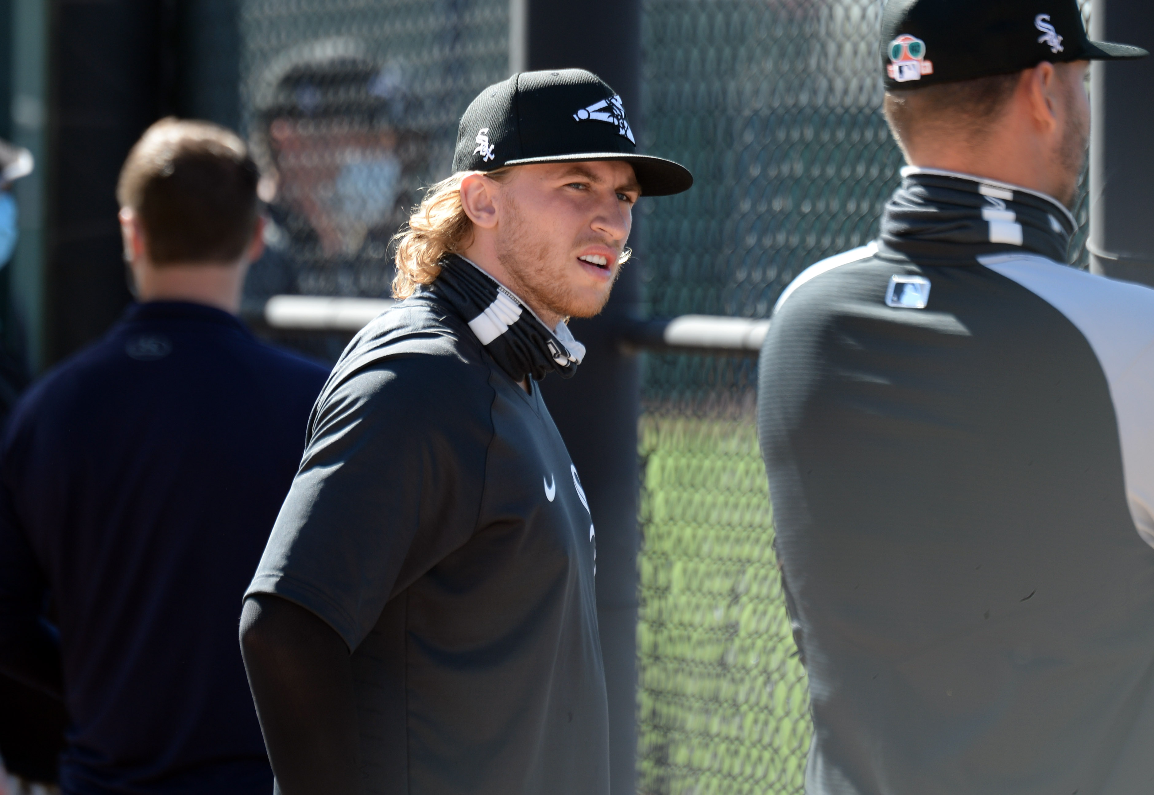 MLB: Chicago White Sox-Workouts