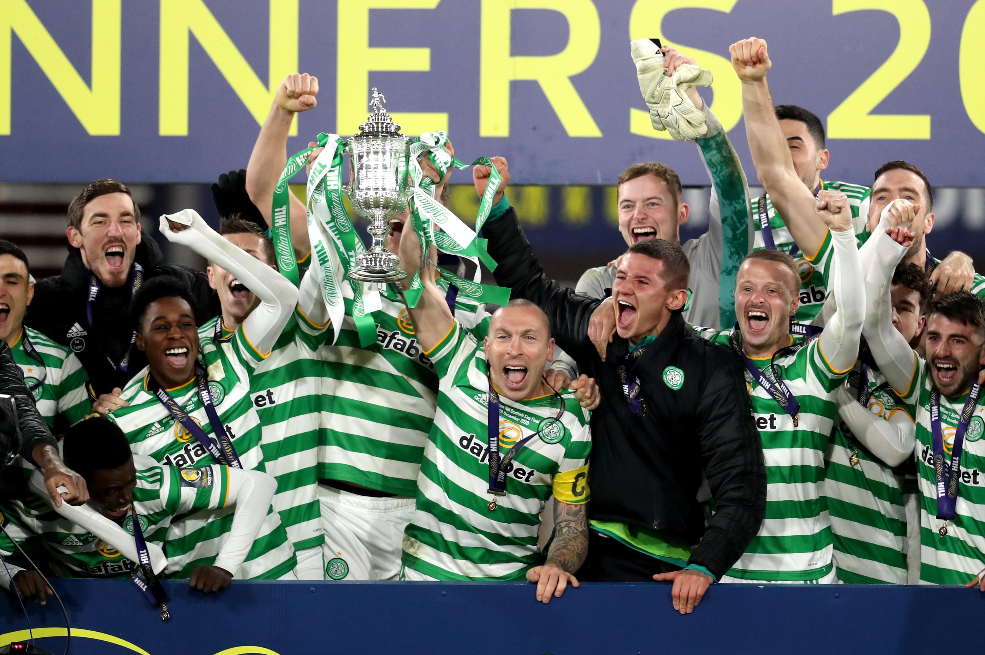 Hearts v Celtic - Scottish Cup - Final - Hampden Park