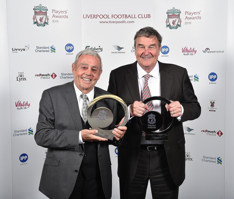 今年利物浦球员奖项