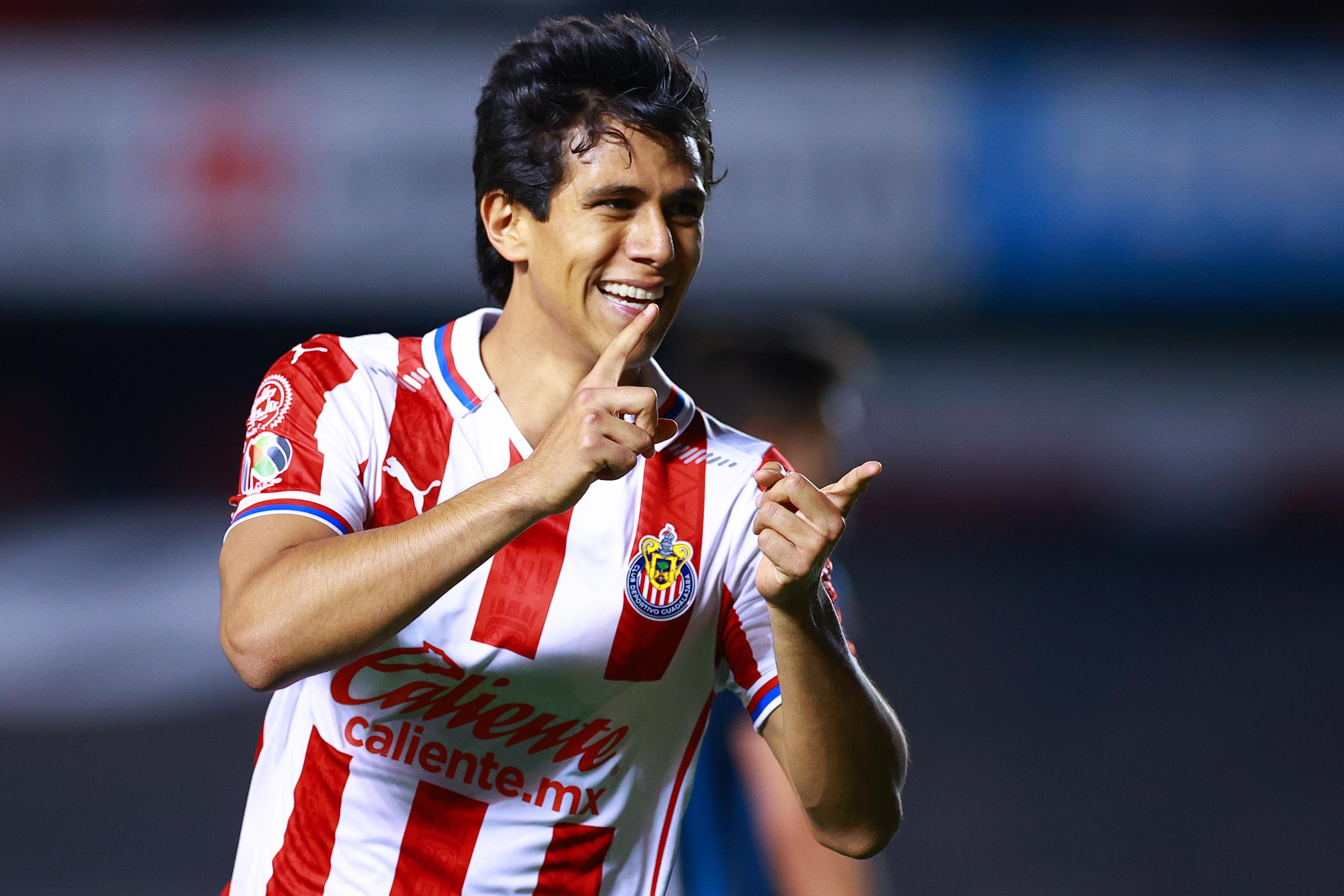 Queretaro v Chivas - Torneo Guard1anes 2021 Liga MX