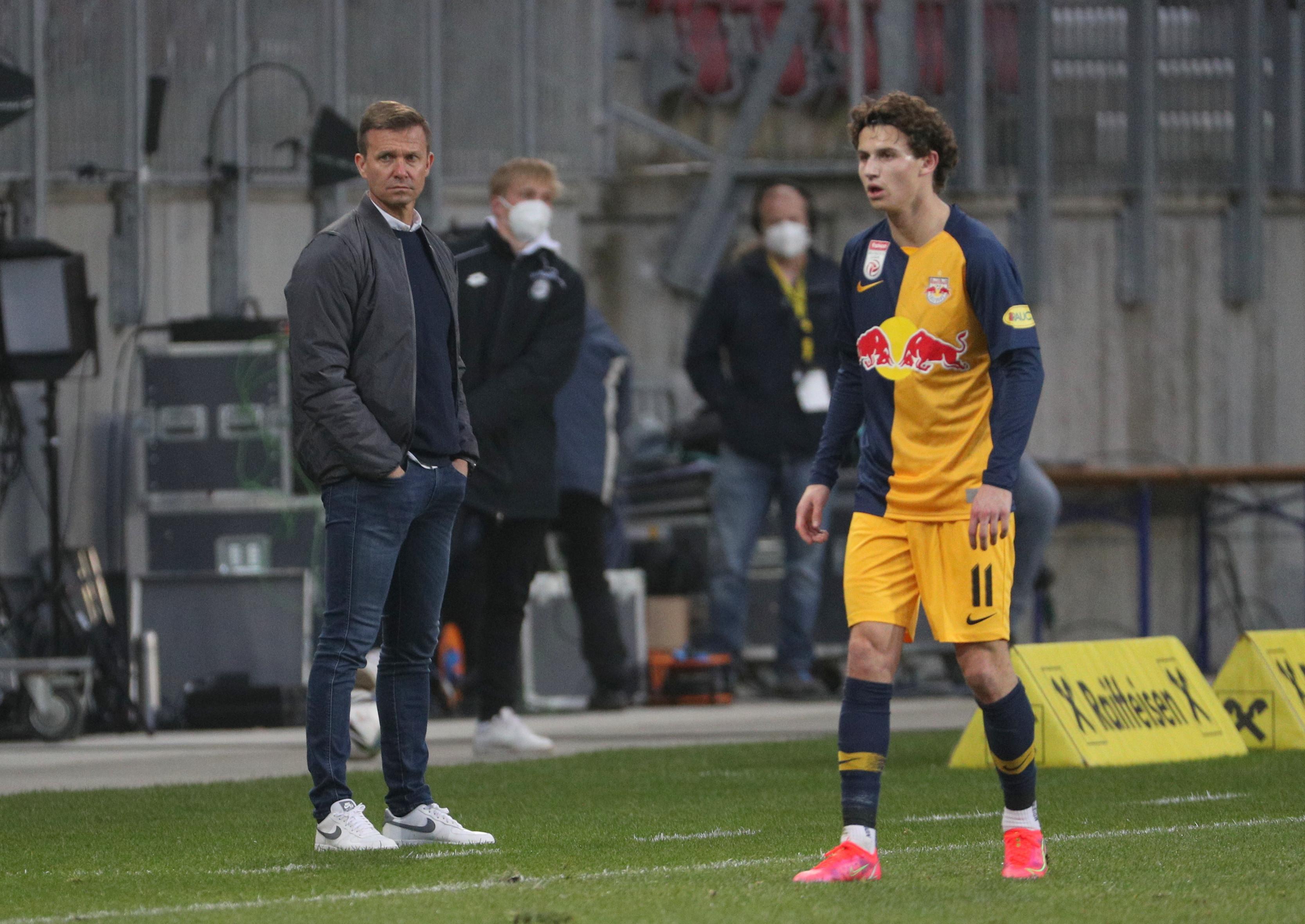 SK Puntigamer Sturm V RB Salzburg - tipico Bundesliga