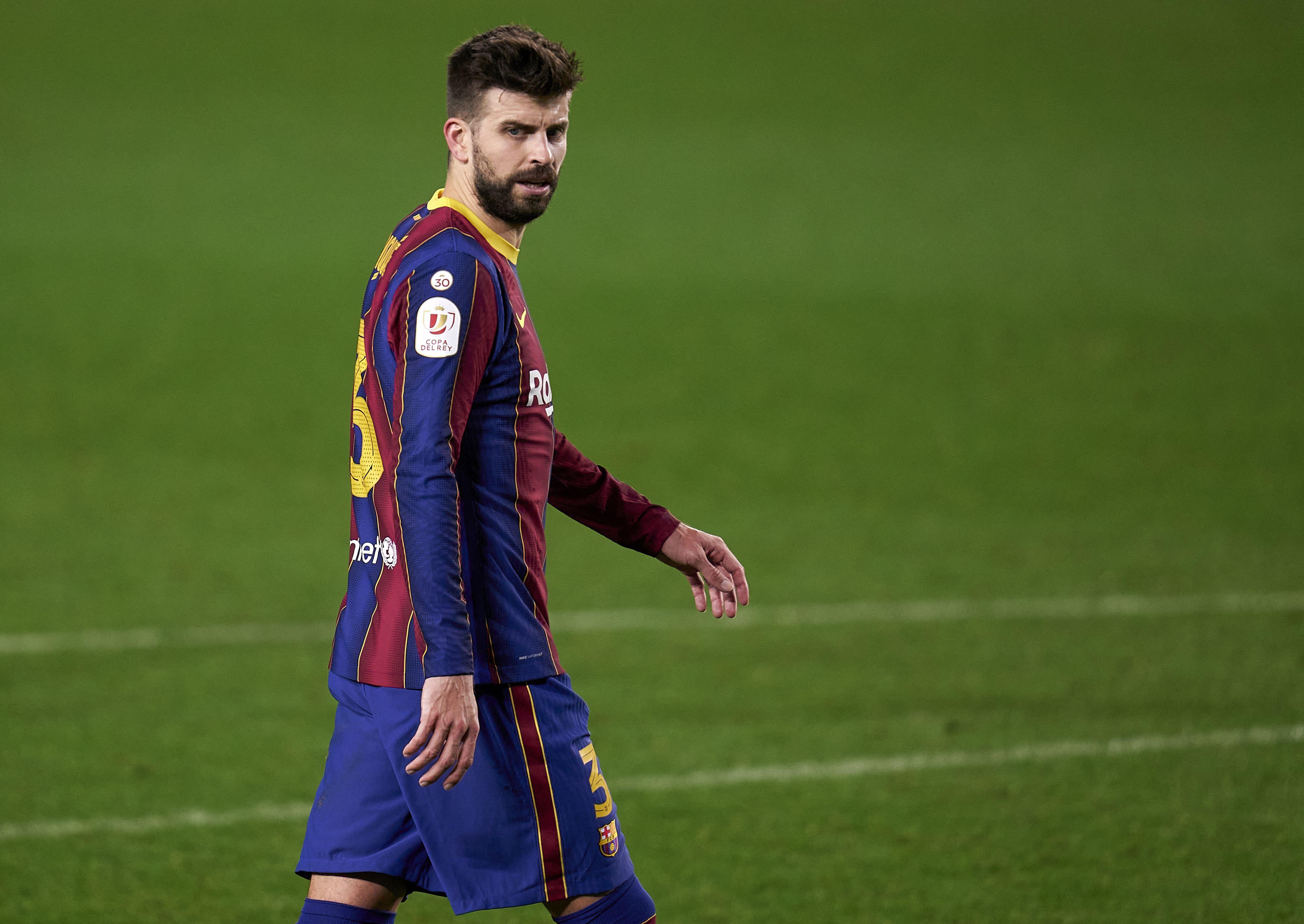 FC Barcelona v Sevilla FC: Copa del Rey Semi Final Second Leg