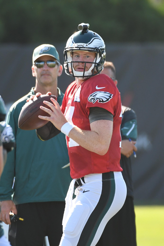 NFL: AUG 04 Eagles Training Camp