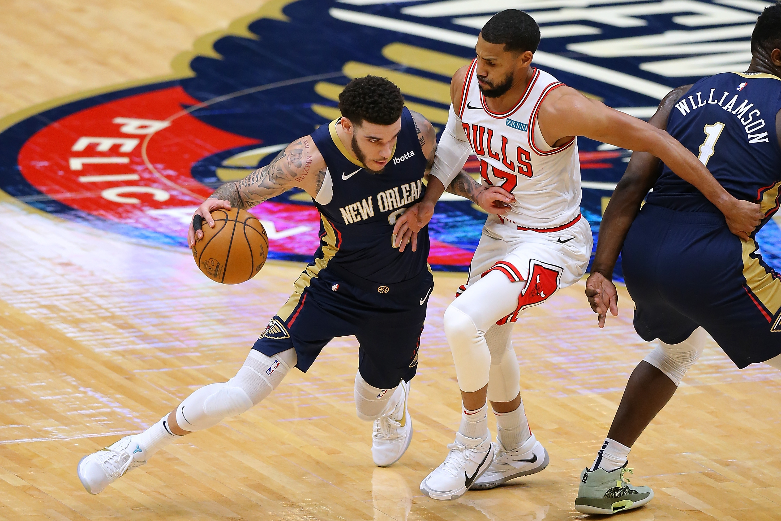 Chicago Bulls v New Orleans Pelicans