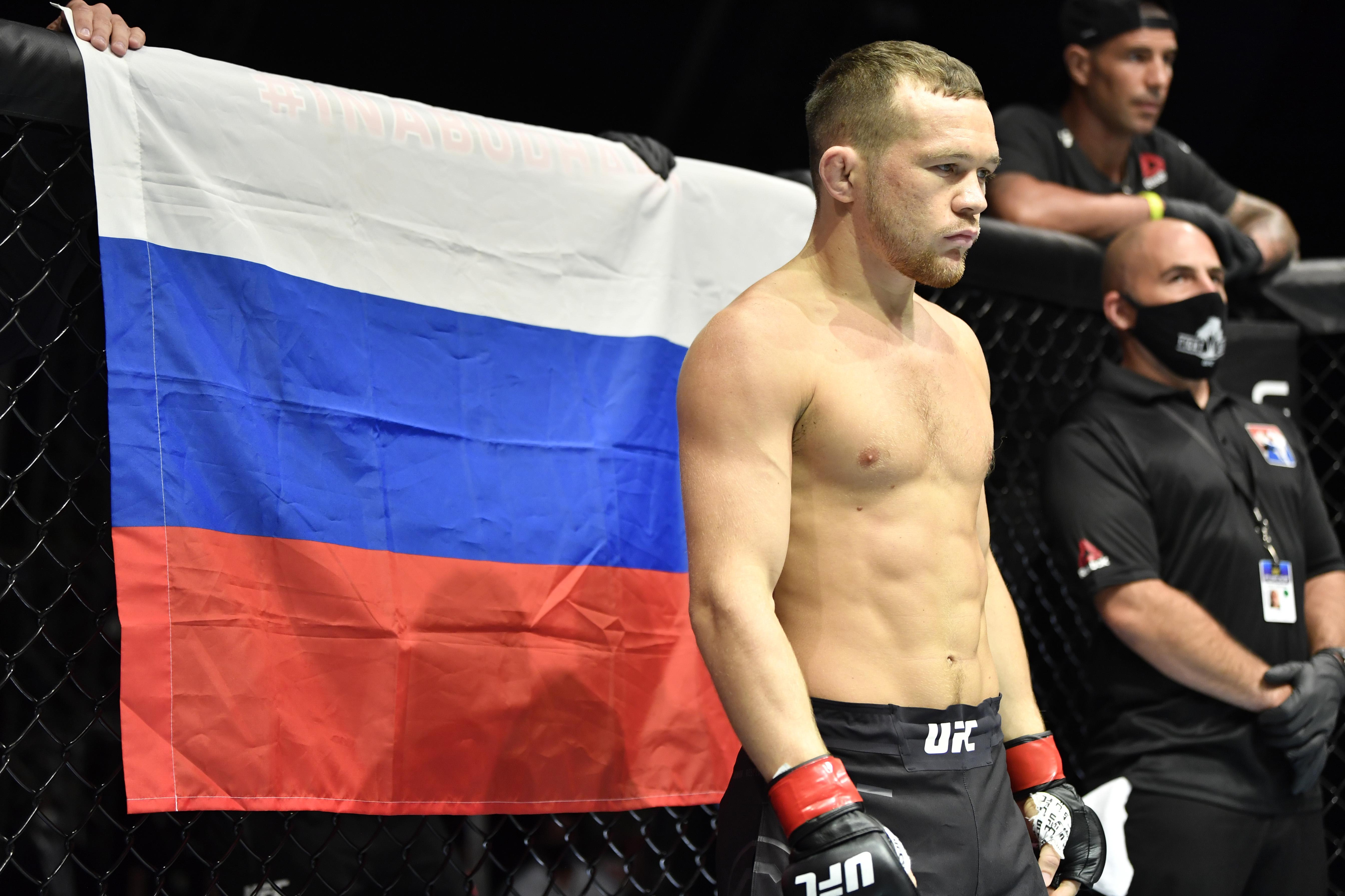 UFC 251: Petr Yan v Jose Aldo
