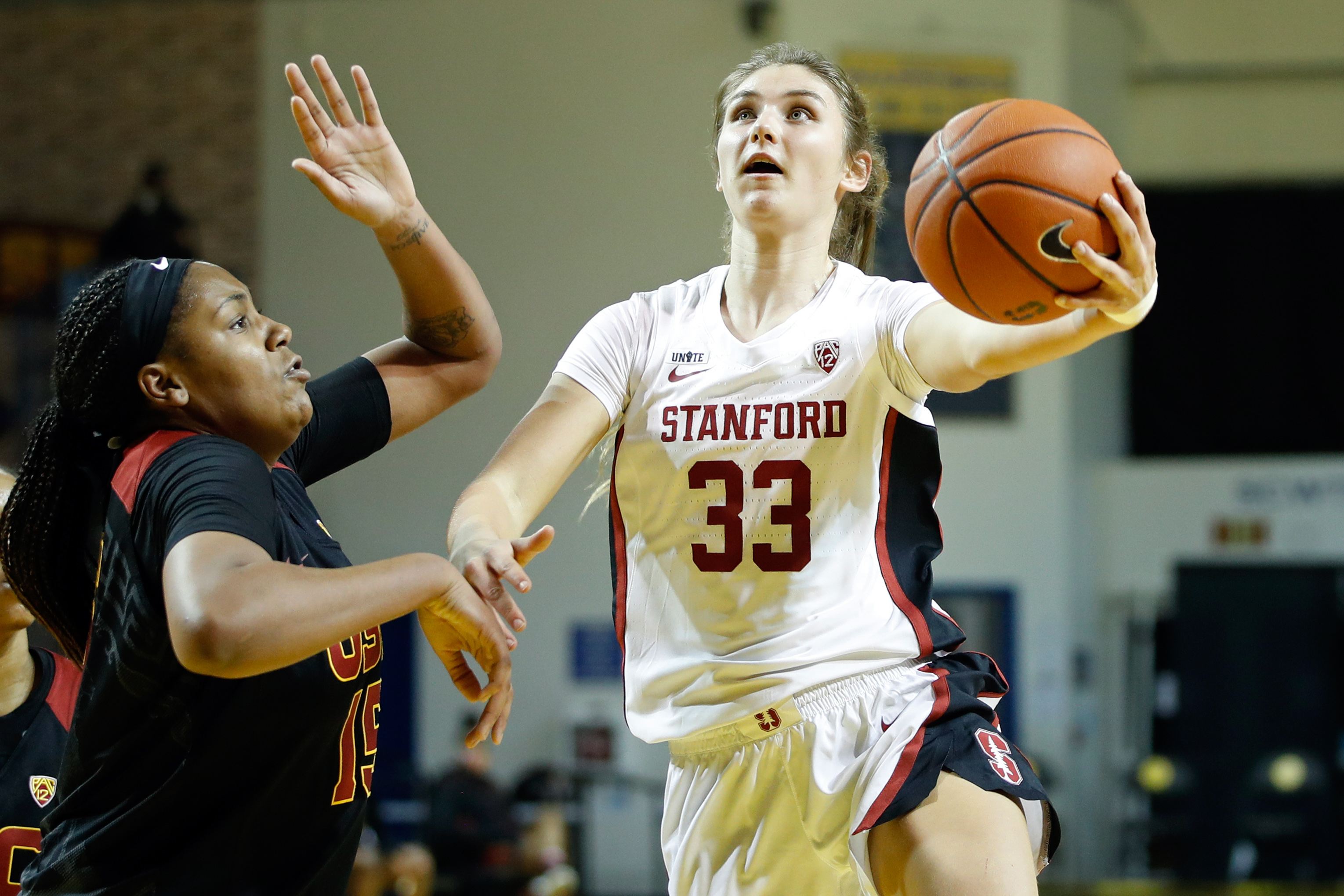 NCAA Womens Basketball: Southern California at Stanford