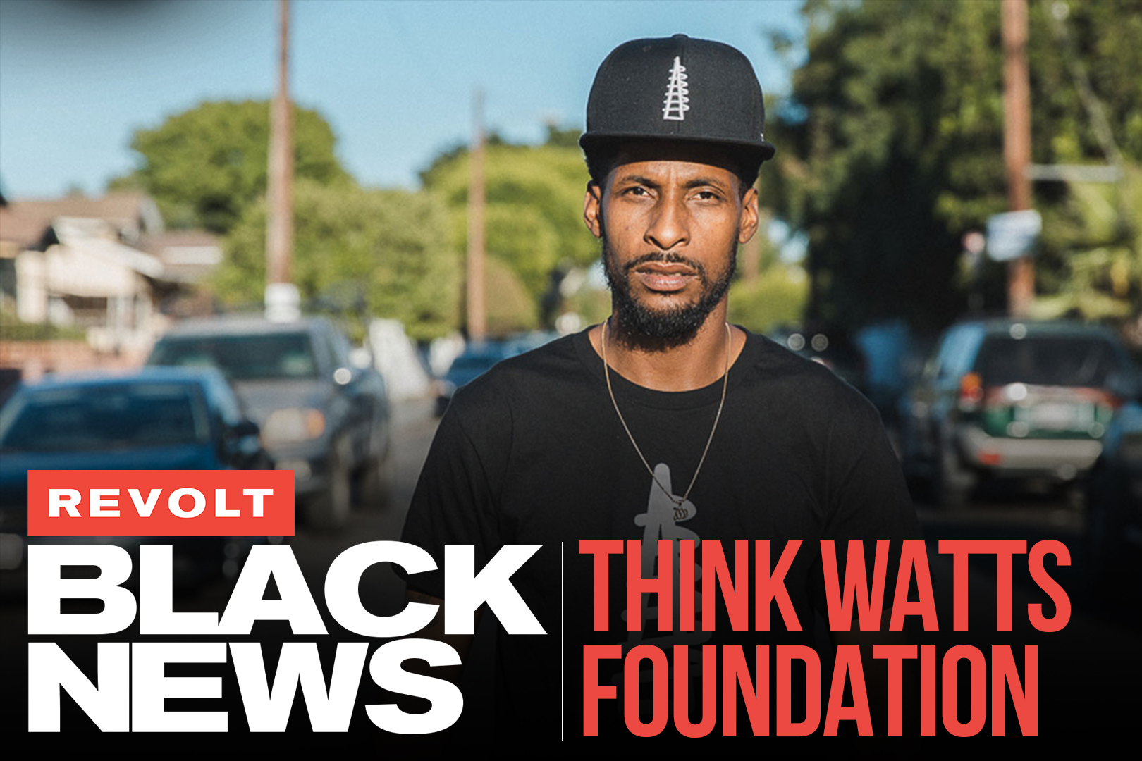 Stix - REVOLT BLACK NEWS