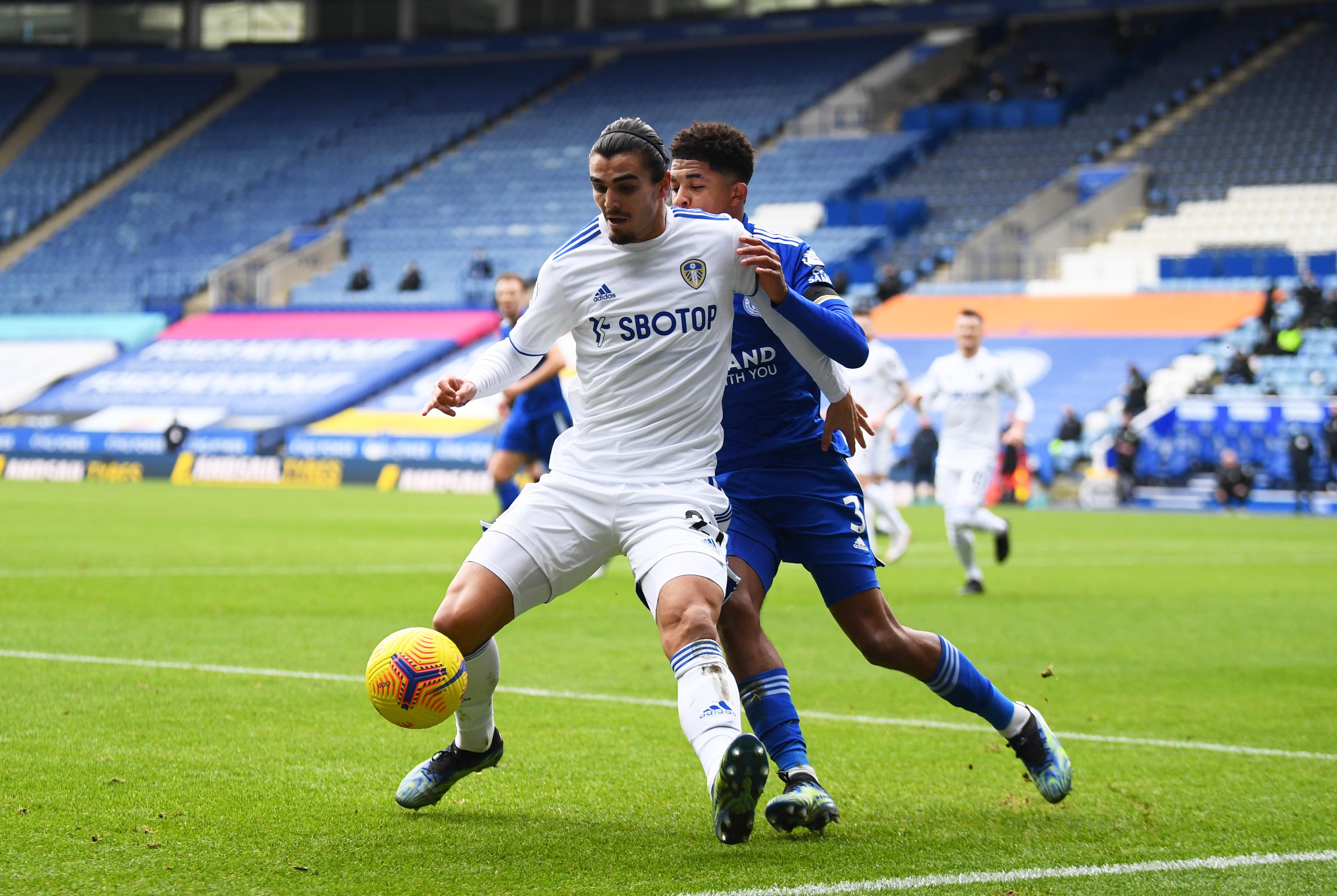 Leicester City v Leeds United - Premier League
