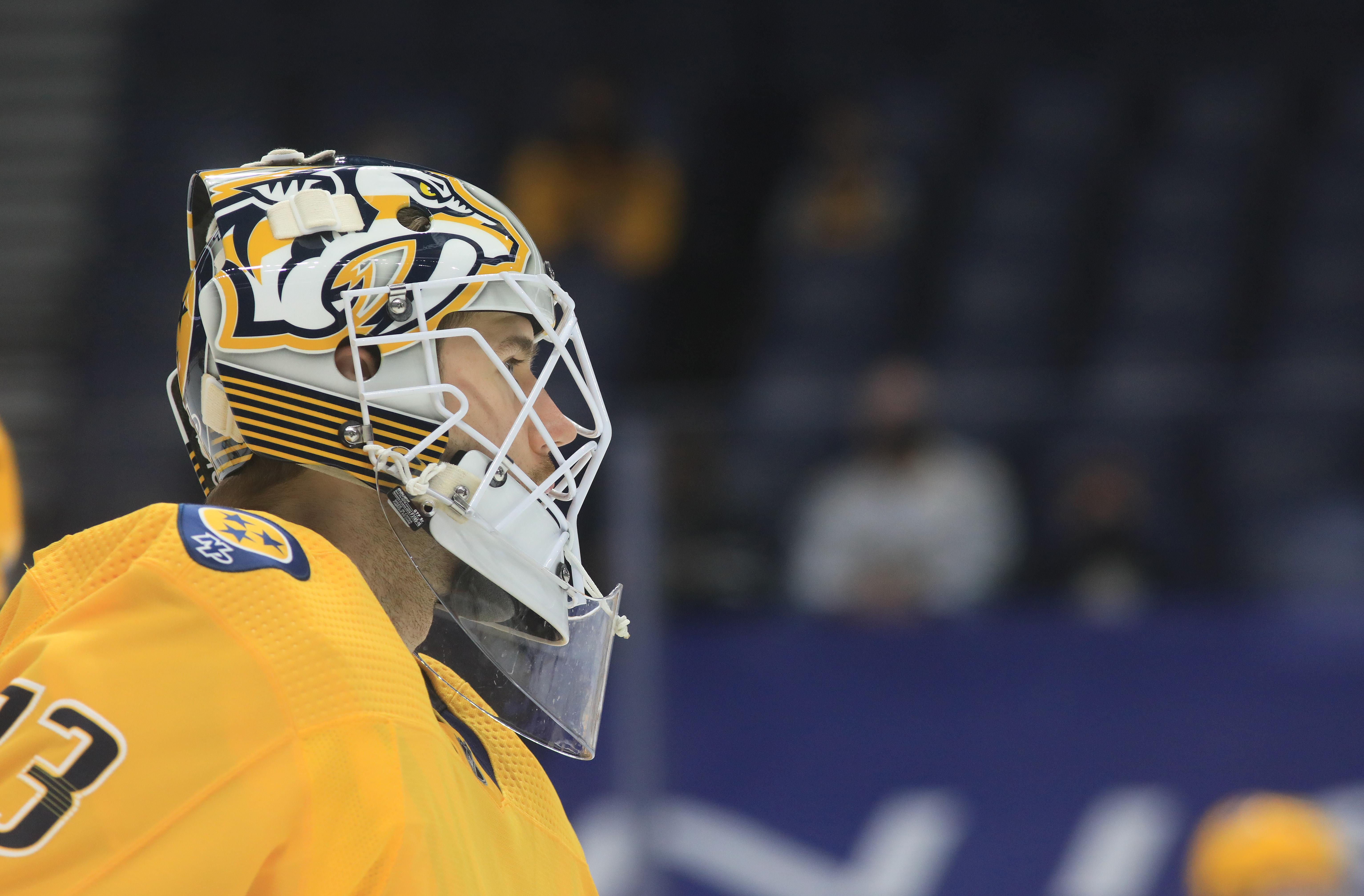 NHL: MAR 04 Panthers at Predators