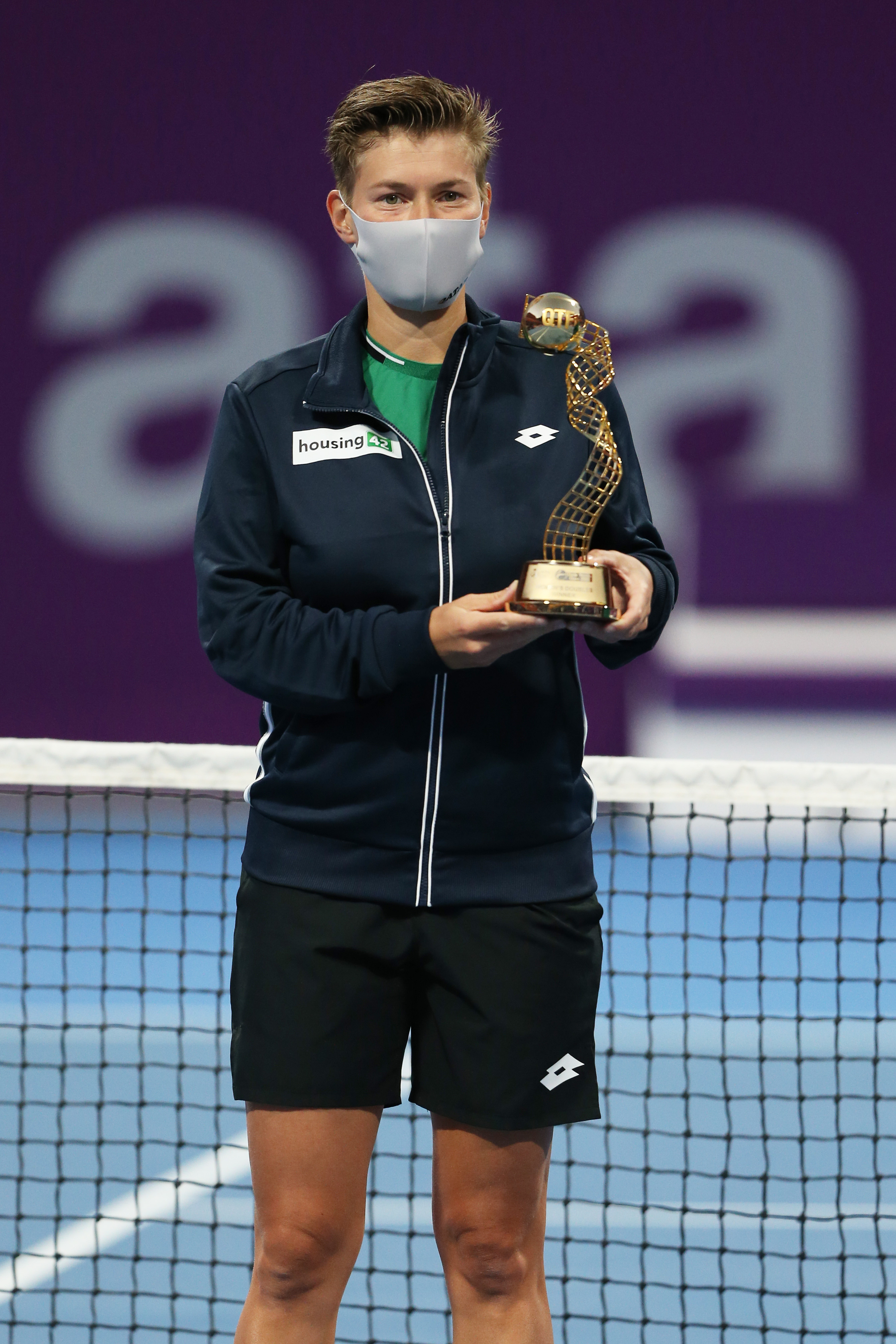 Qatar Total Open 2021 - Day Five