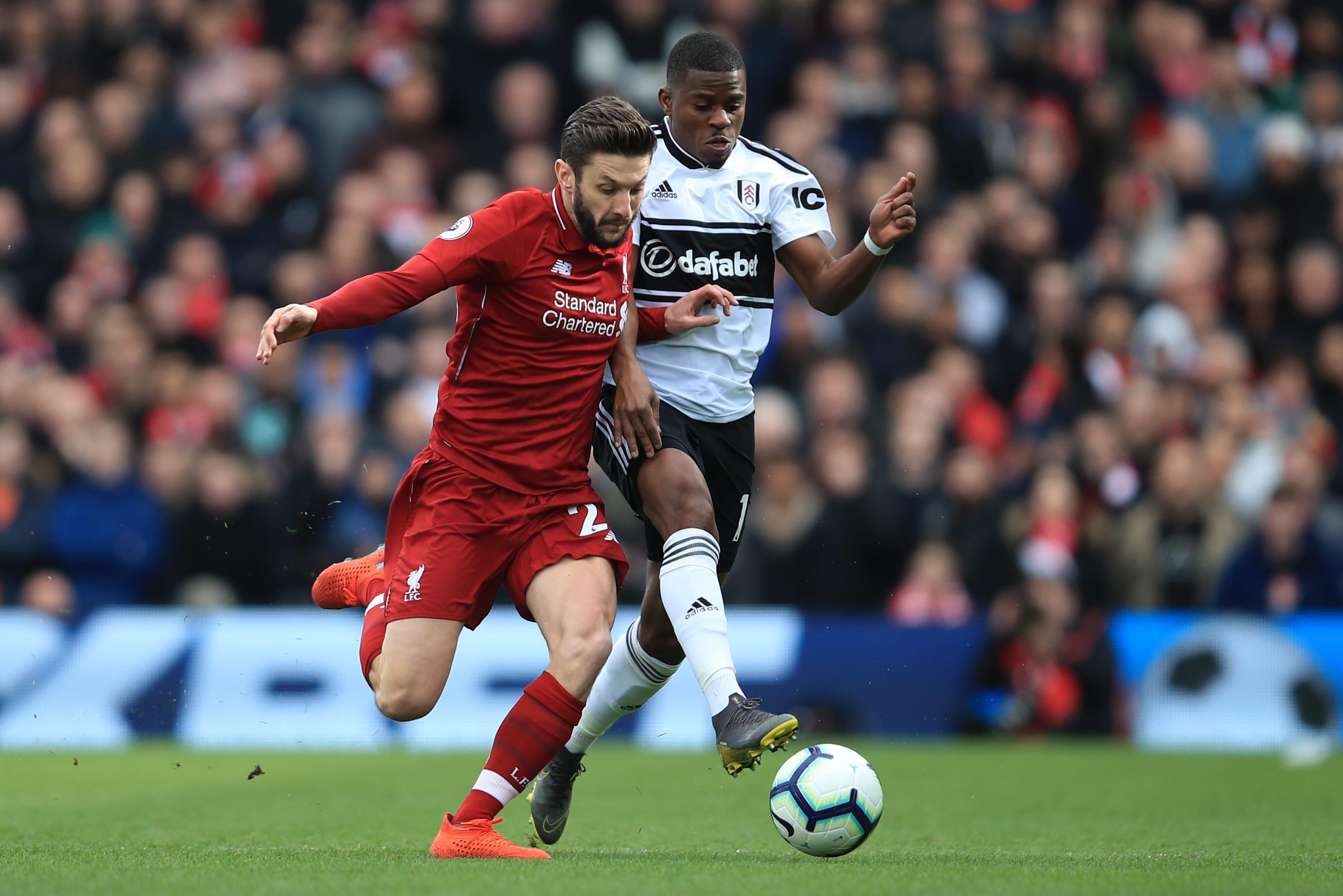 Fulham FC v Liverpool FC - Premier League