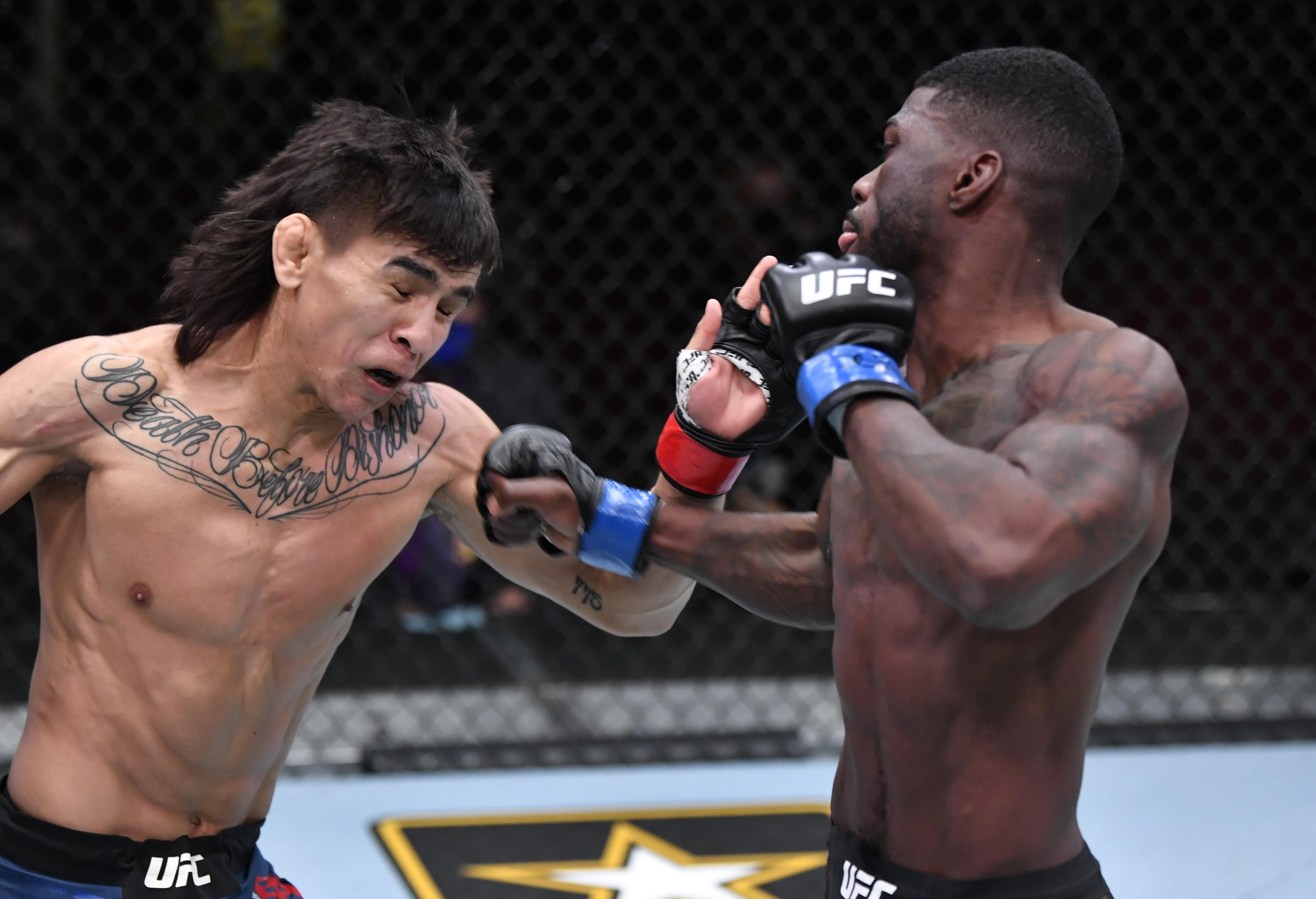 UFC 259: Bautista v Jones