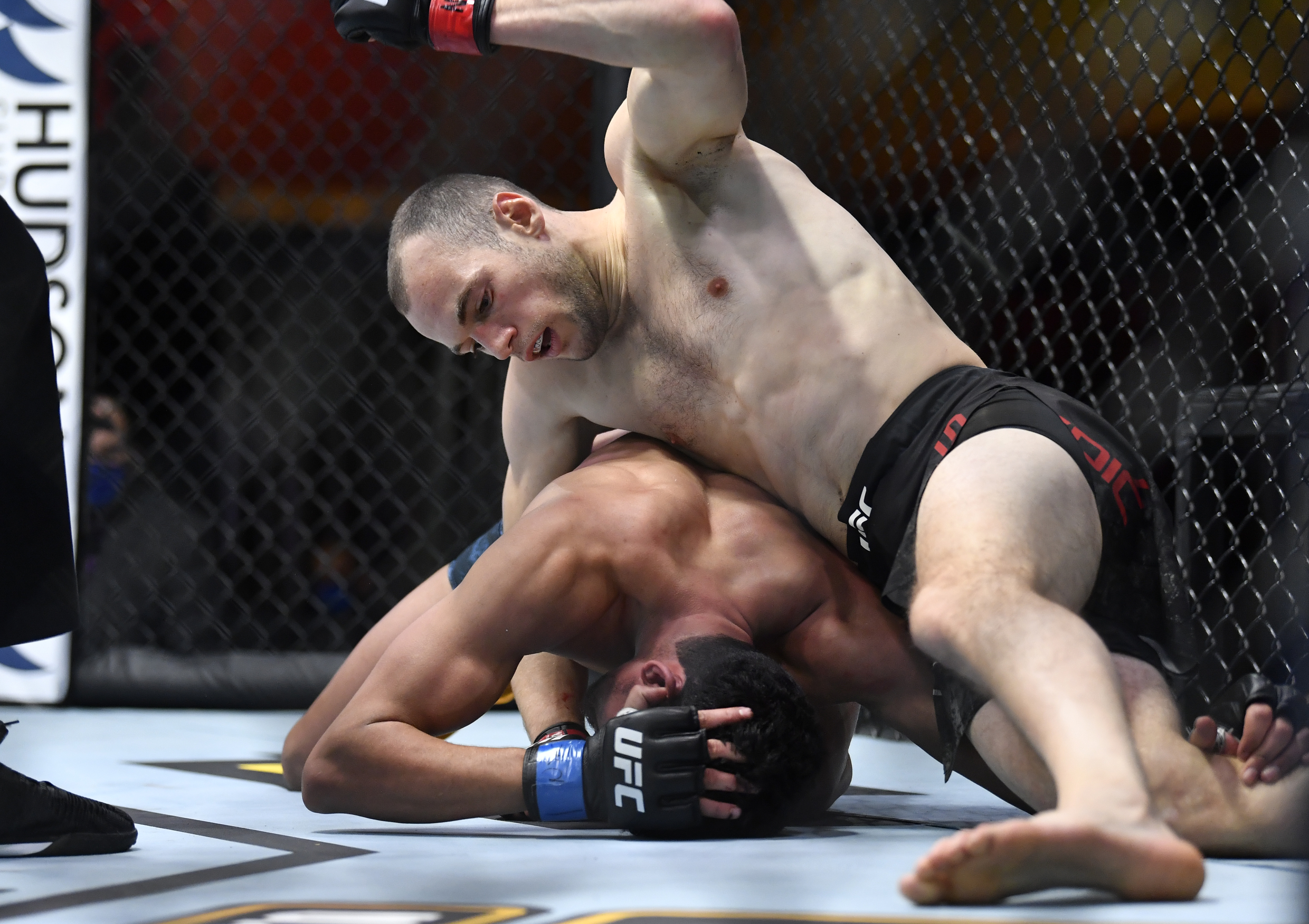 UFC 259: Medic v Cruz
