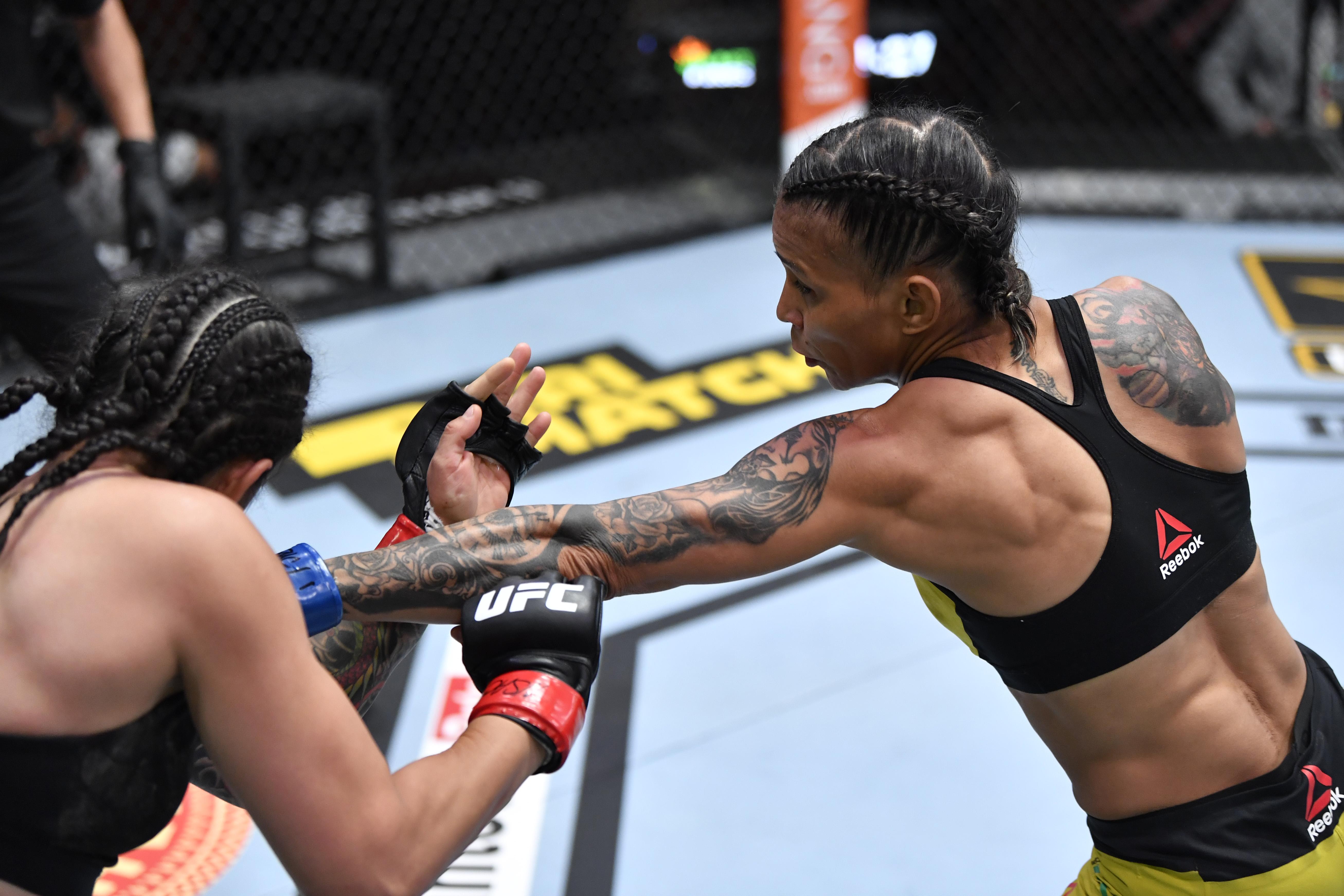 UFC 259: Souza v Lemos