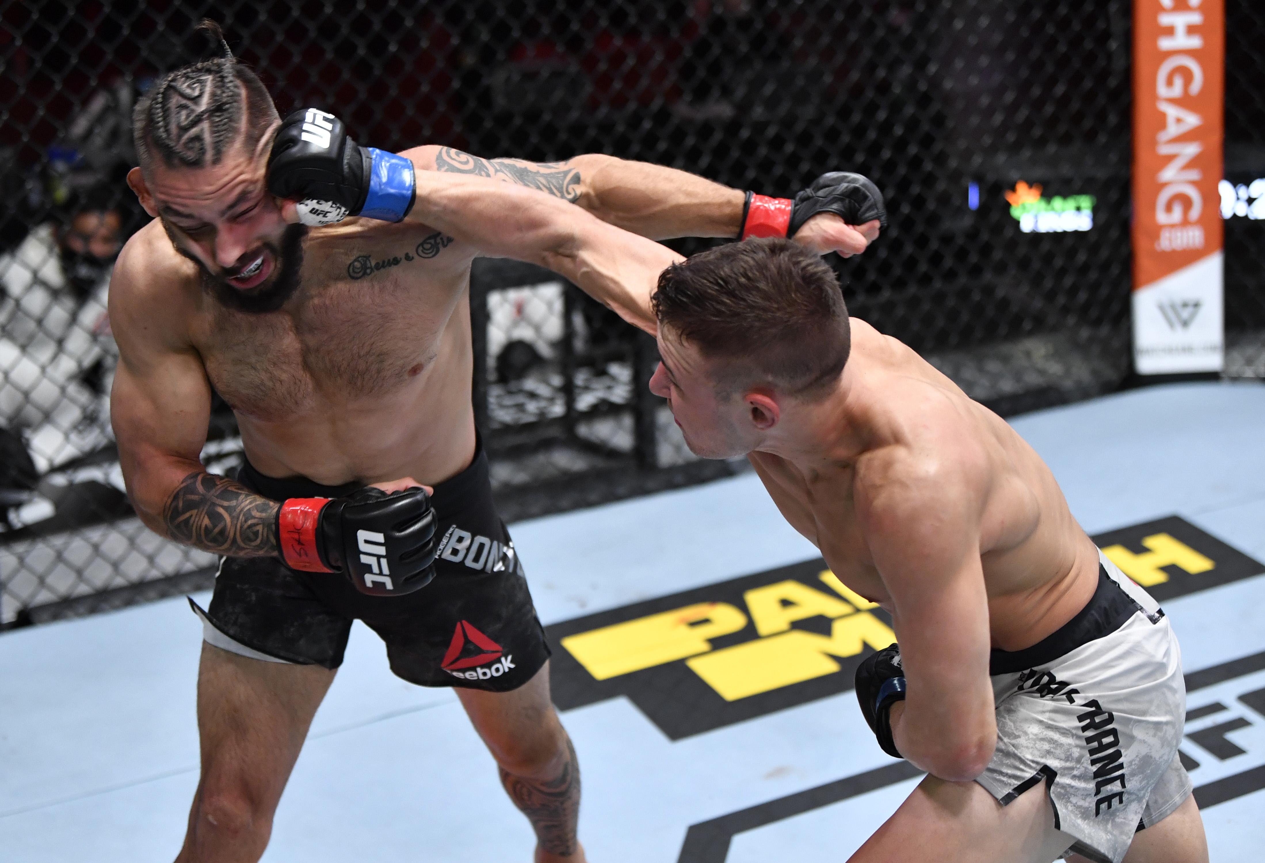 UFC 259: Bontorin v Kara-France
