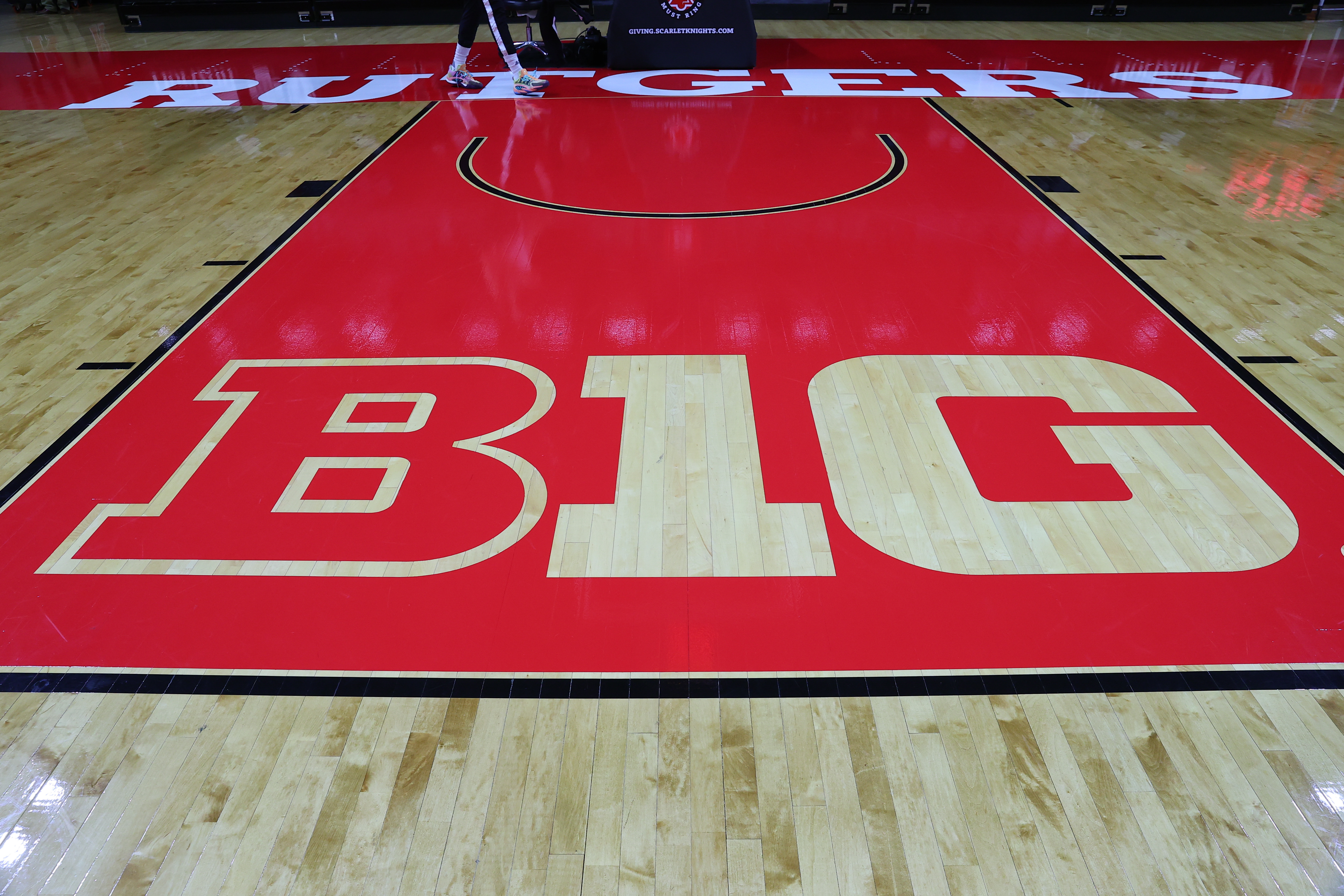 COLLEGE BASKETBALL: JAN 15 Wisconsin at Rutgers