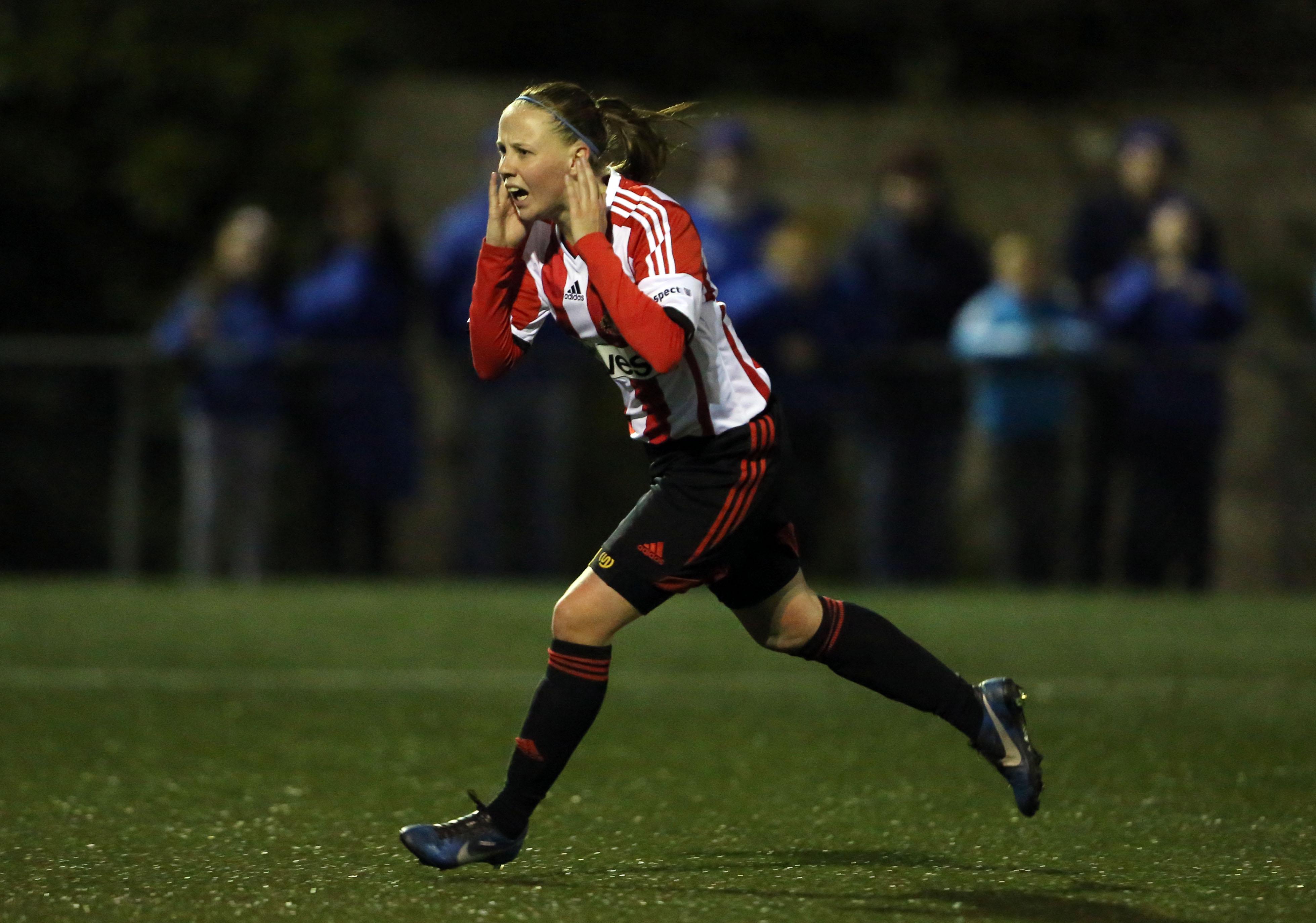Durham Women v Sunderland AFC Ladies - FA WSL 2