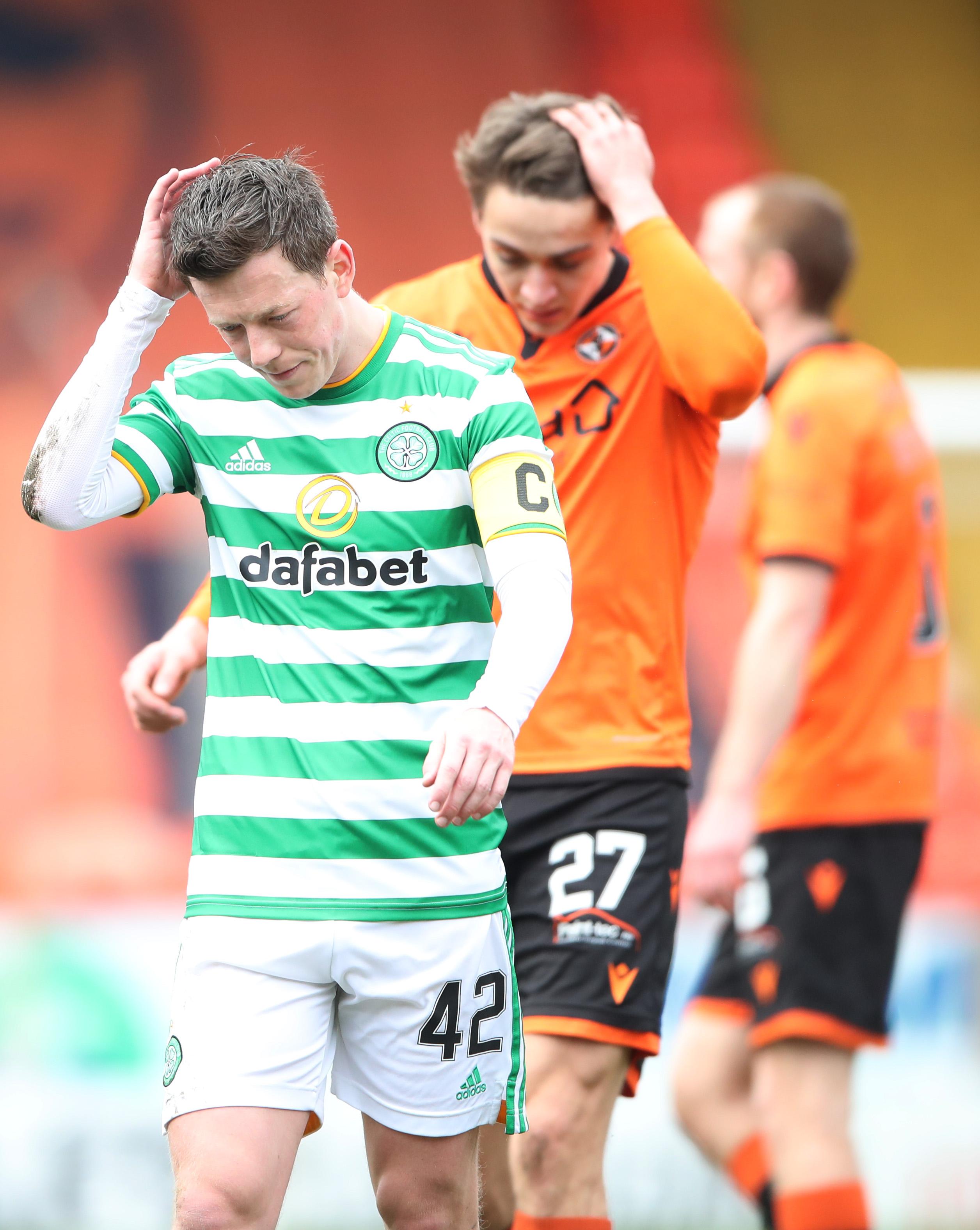 Dundee United v Celtic - Ladbrokes Scottish Premiership
