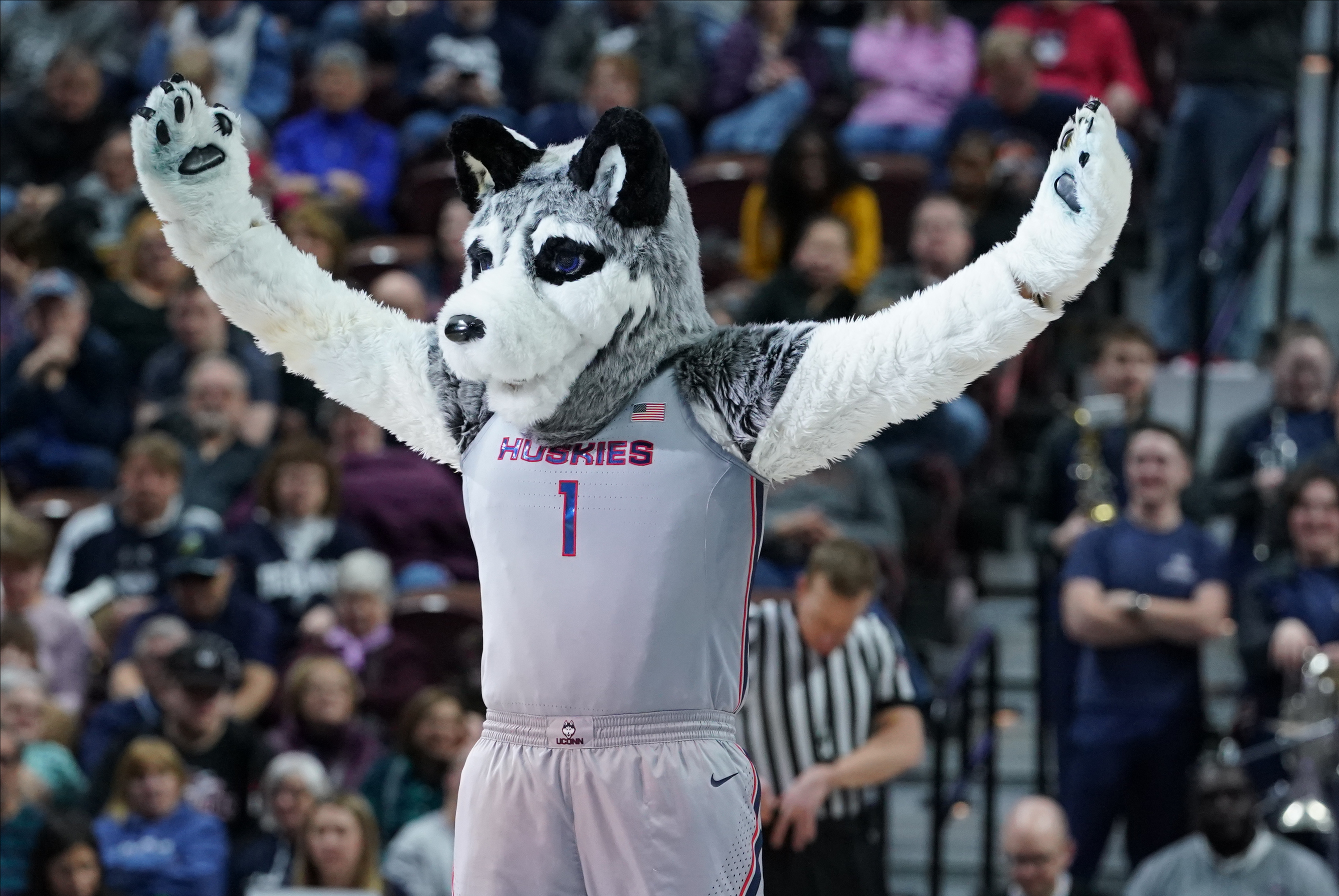 NCAA Womens Basketball: American Conference Tournament-Temple vs UConn