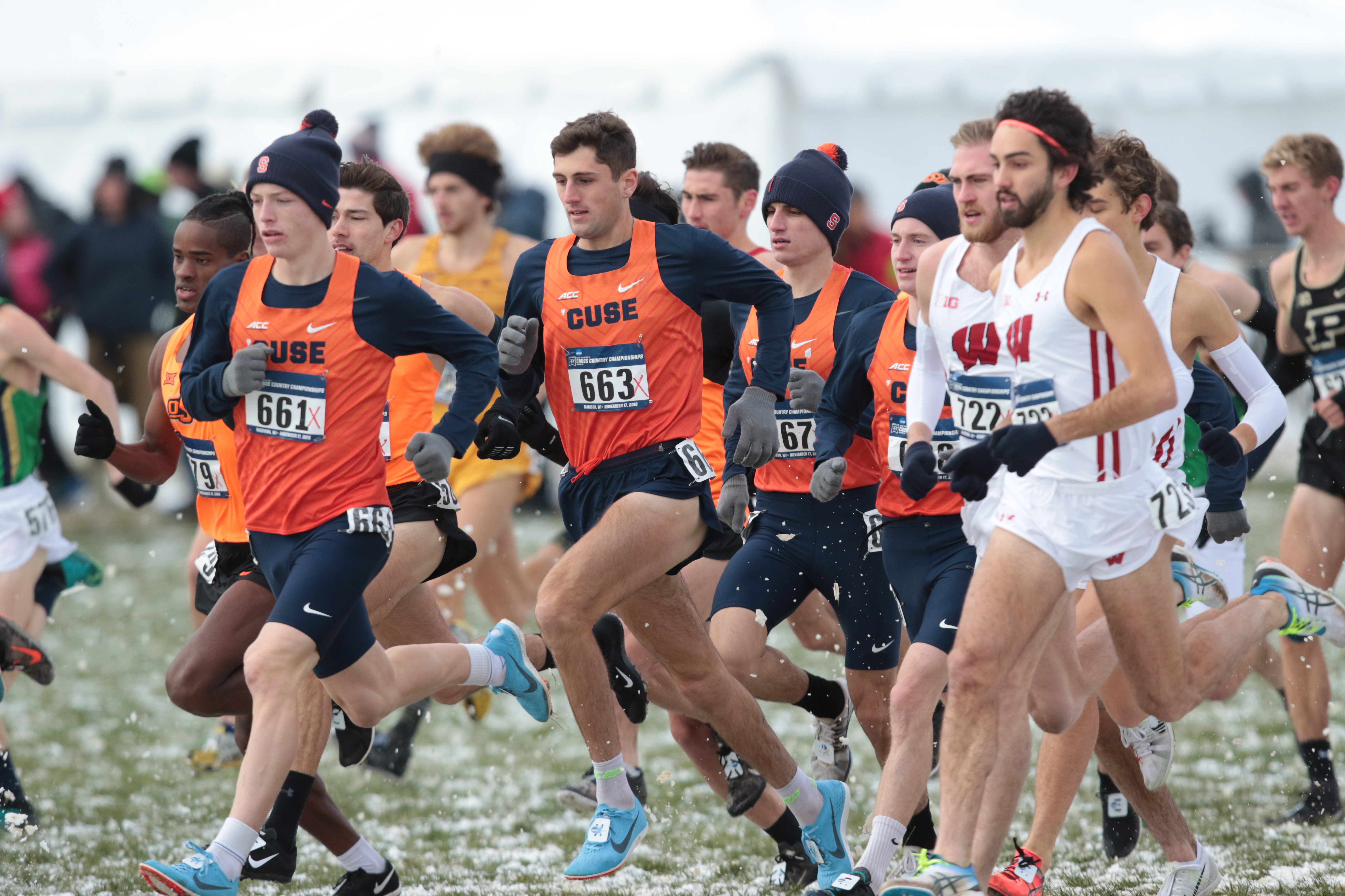 2018 NCAA Division I Men's and Women's Cross Country Championship