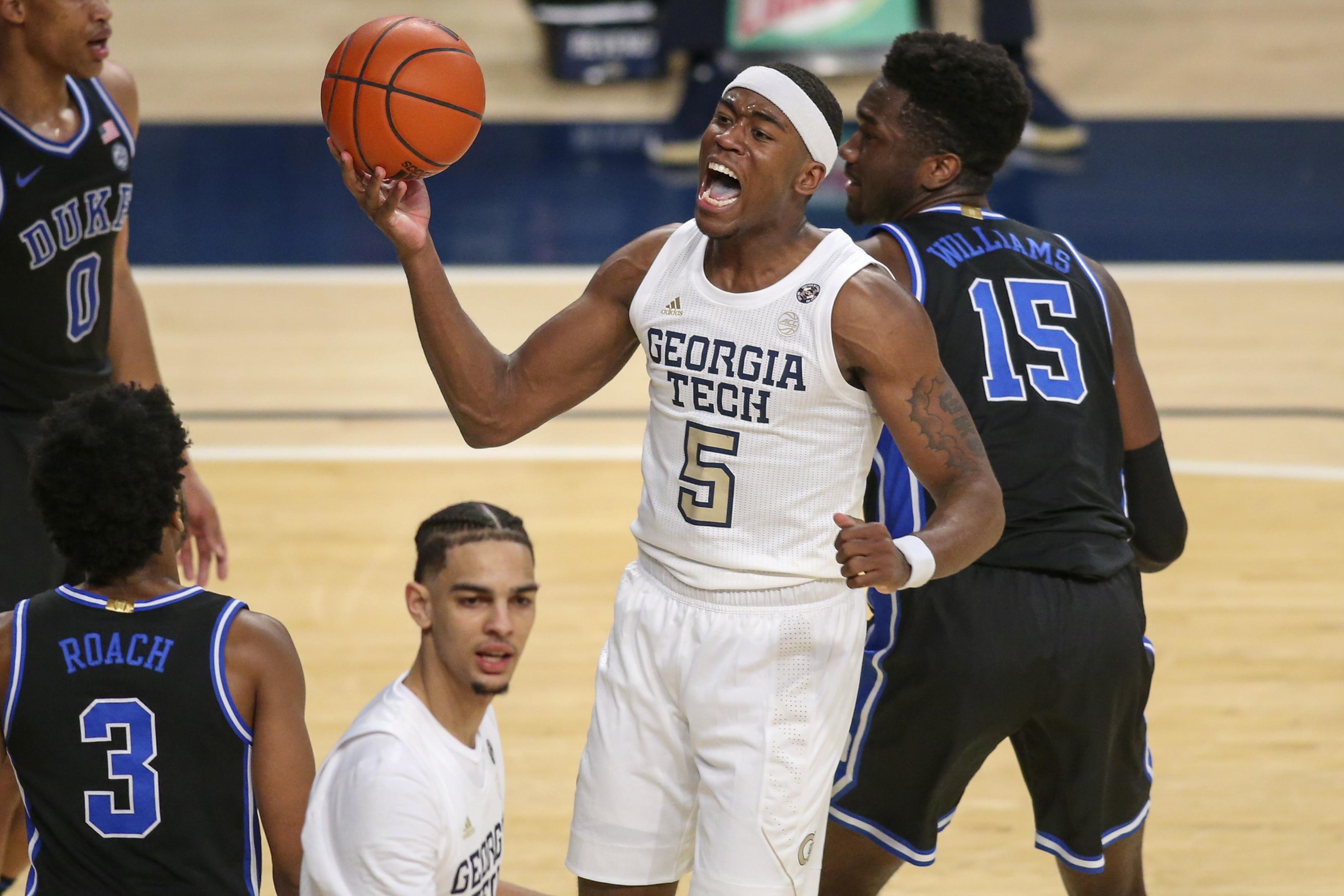 NCAA Basketball: Duke at Georgia Tech