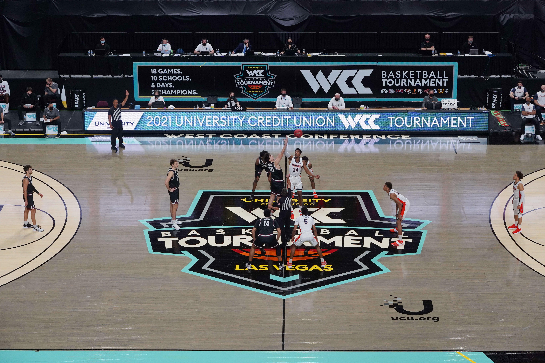 NCAA Basketball: WCC Tournament-Santa Clara vs Pepperdine
